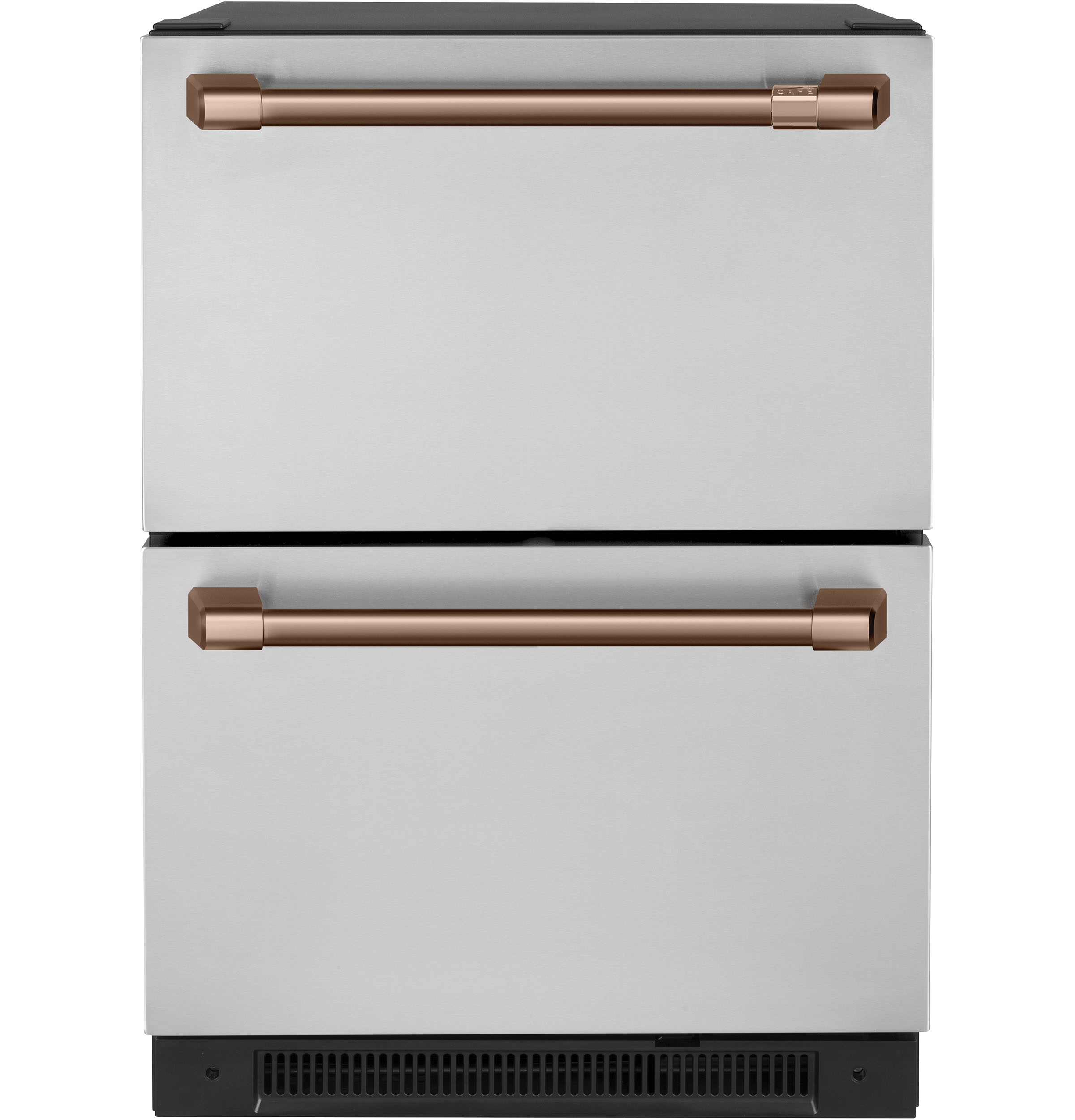 Model: CDE06RP2NS1 | Café™ 5.7 Cu. Ft. Built-In Dual-Drawer Refrigerator