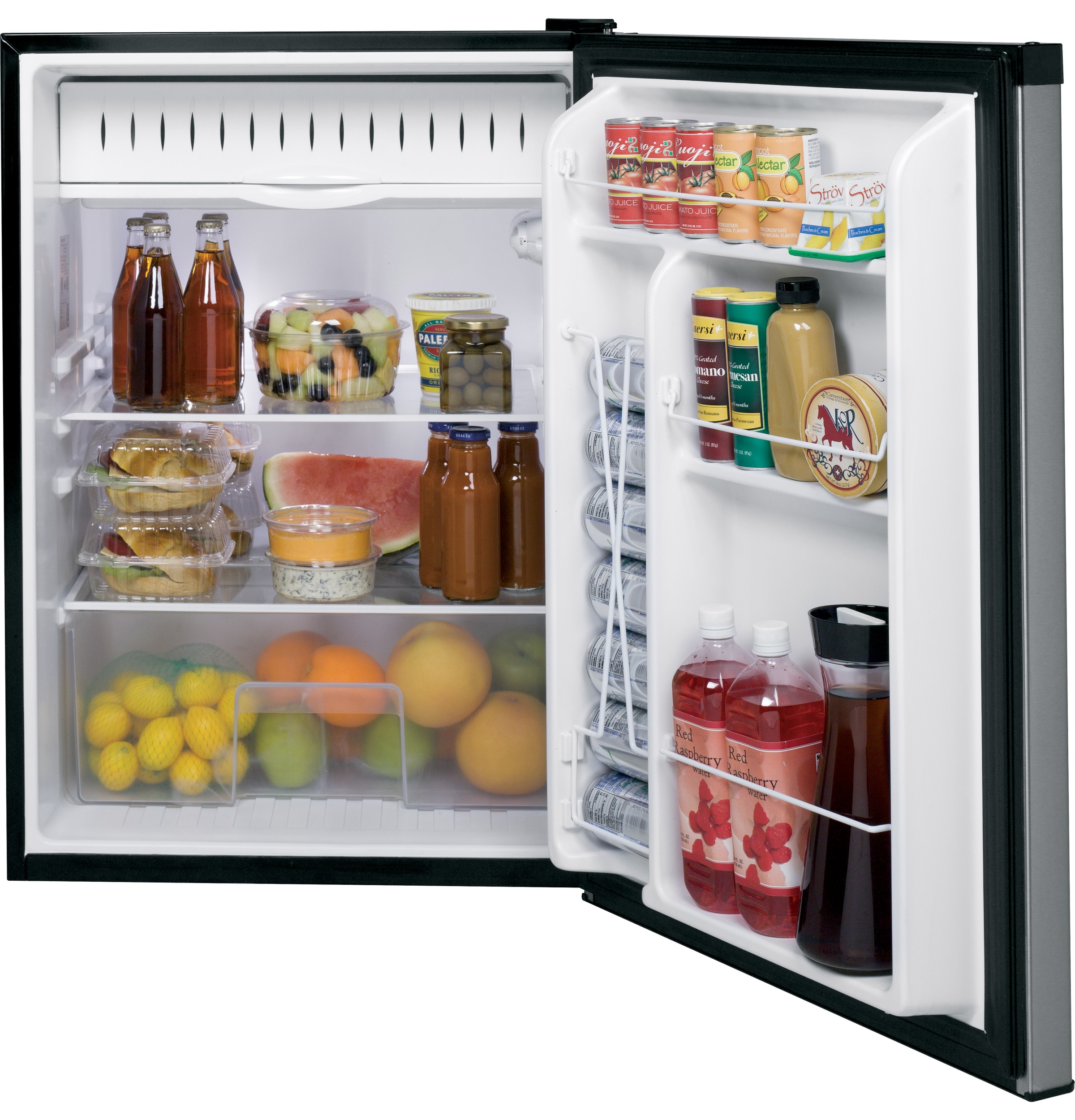 Model: GCE06GSHSB | GE GE® Compact Refrigerator