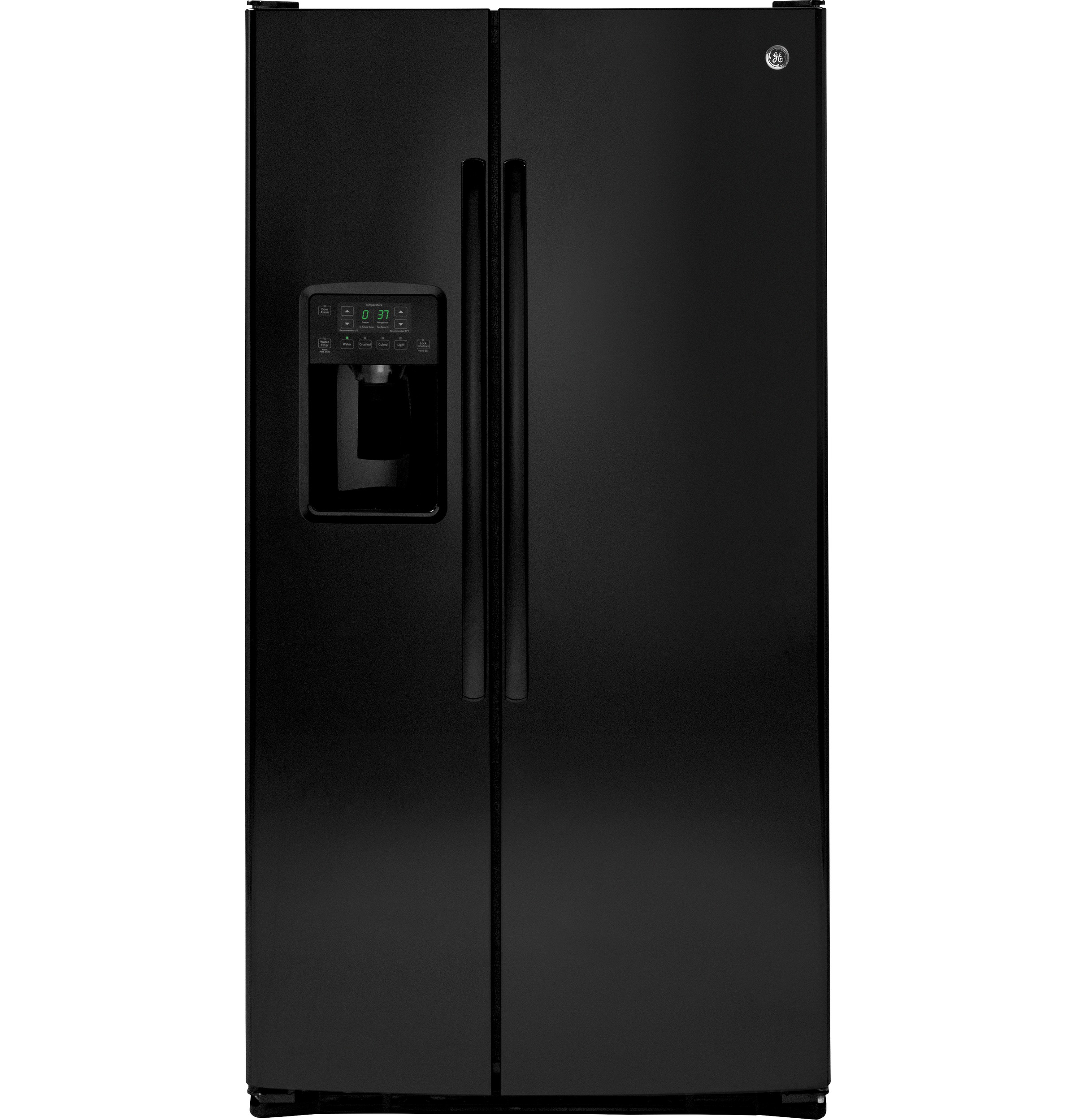 GE GE® ENERGY STAR® 25.3 Cu. Ft. Side-By-Side Refrigerator