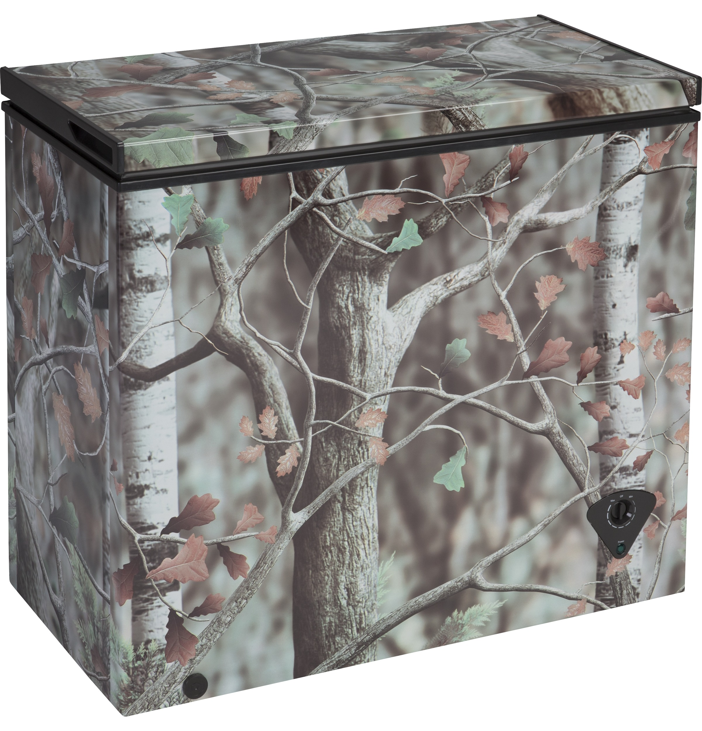 Model: FCM7CKCD | GE® 7.0 Cu. Ft. Camouflage Manual Defrost Chest Freezer