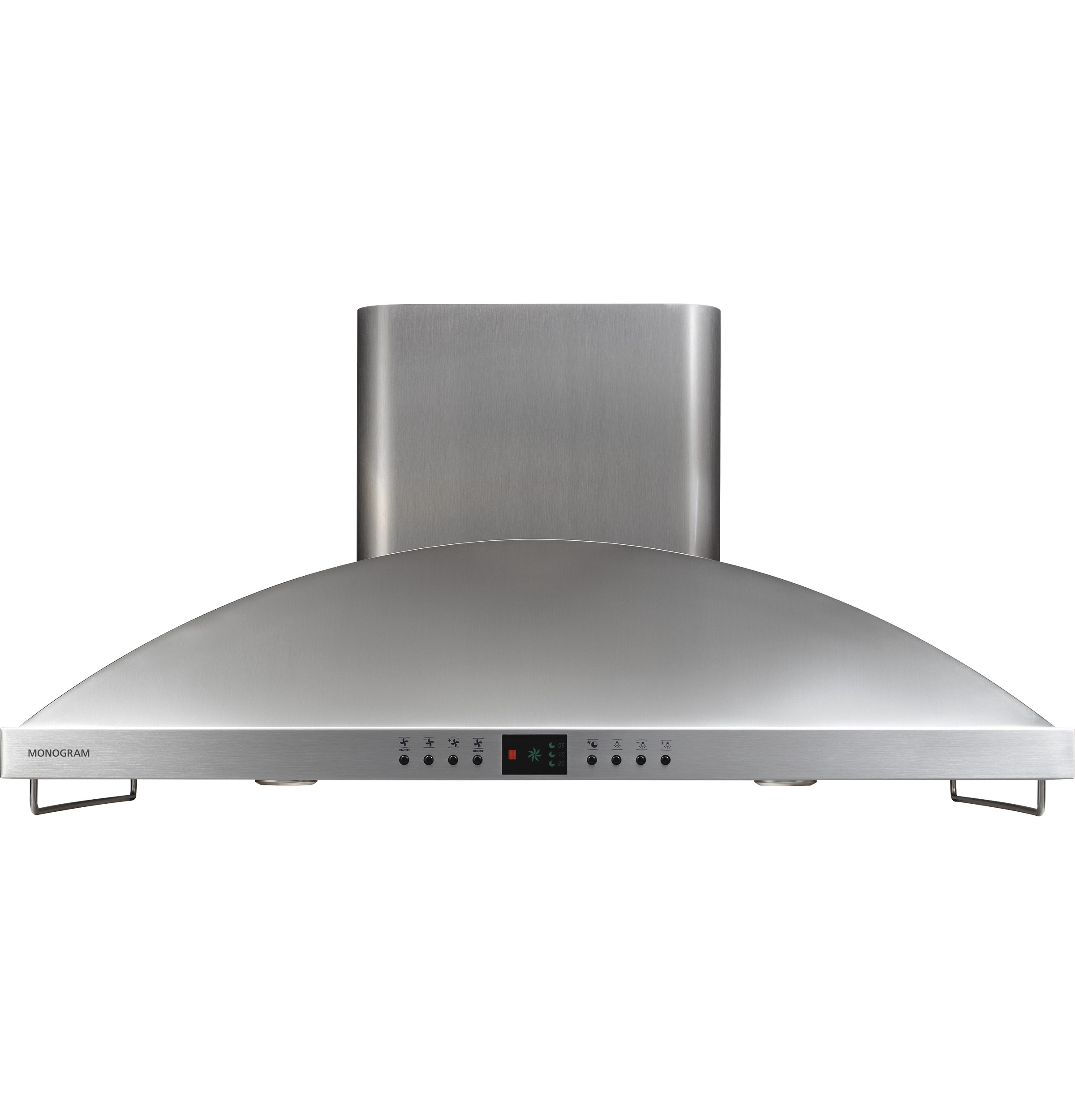 "Monogram Monogram 42"" High Performance Island Hood"
