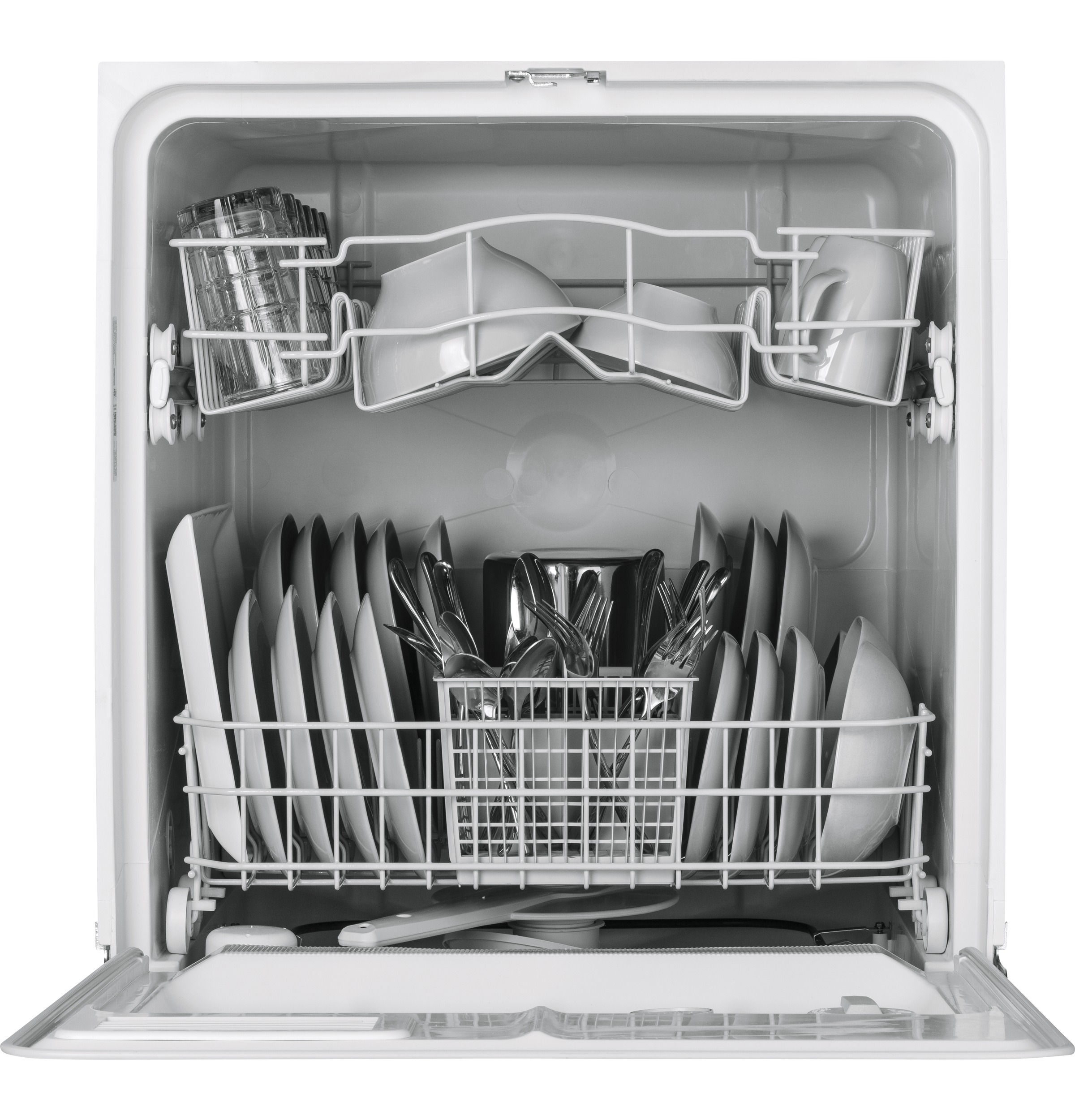 Model: GSD2100VBB | GE GE® Built-In Dishwasher