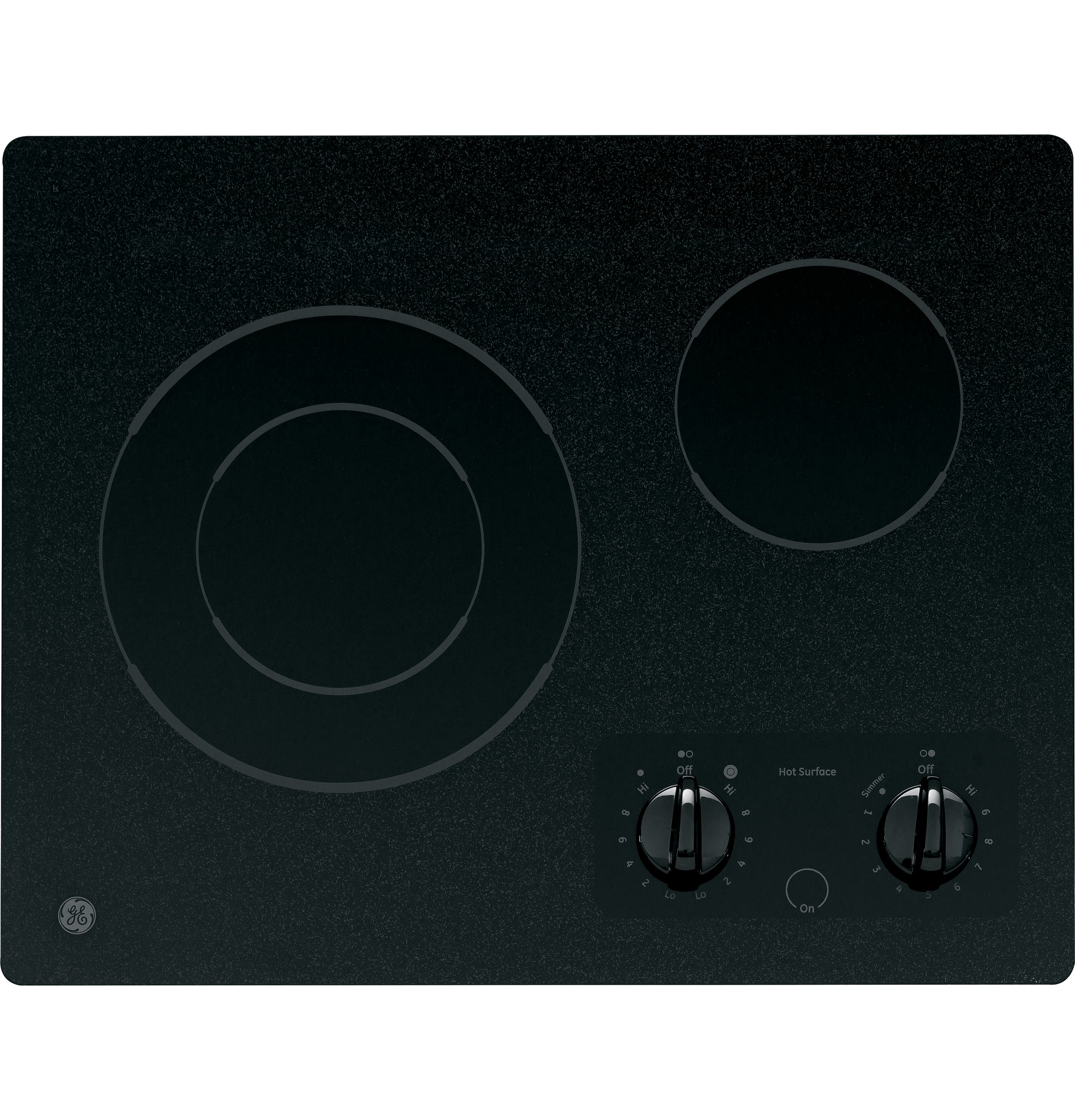 "GE GE® 21"" Electric Radiant Cooktop"