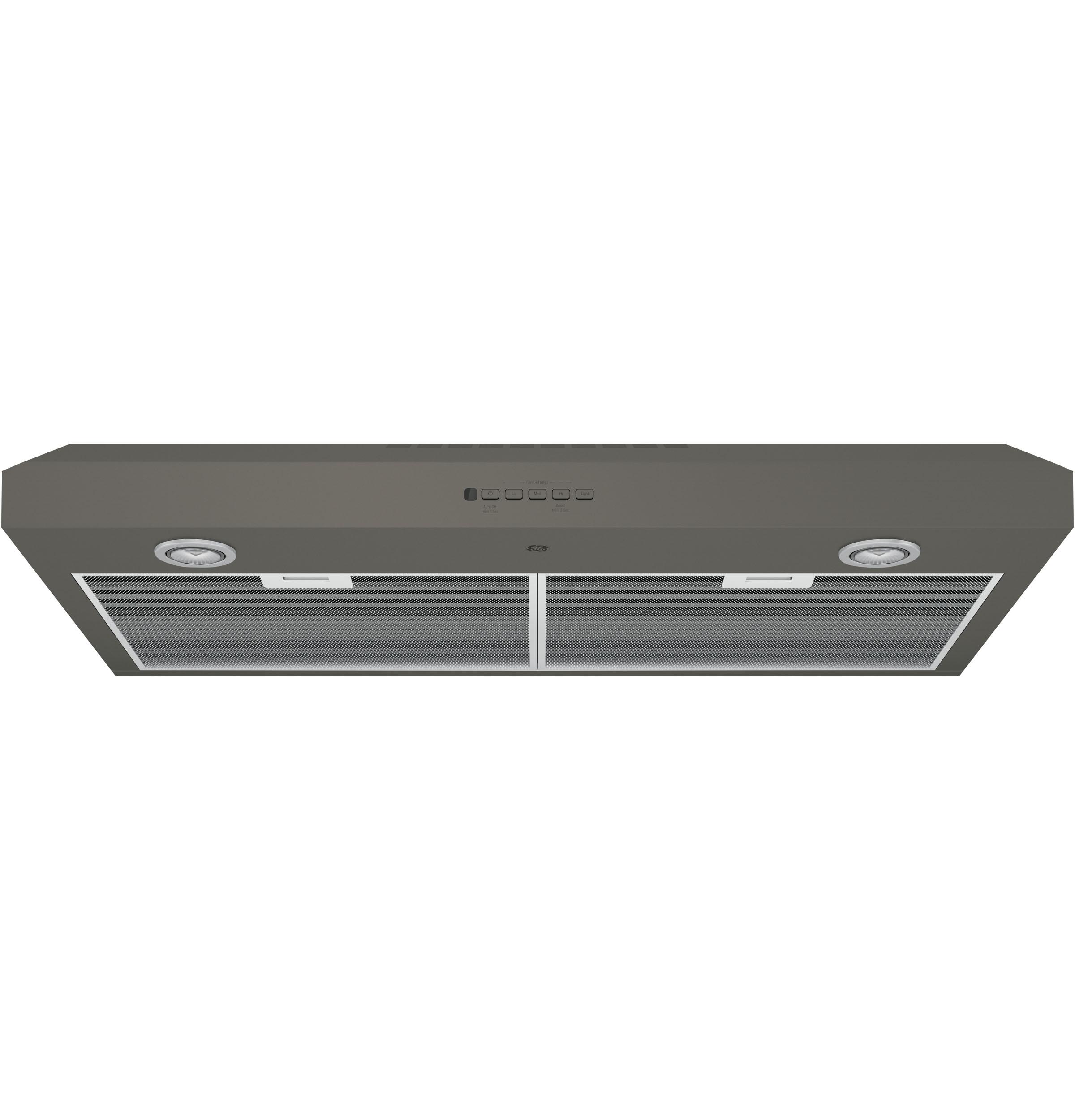 """Model: JVX5360EJES   GE GE® 36"""" Under The Cabinet Hood"""