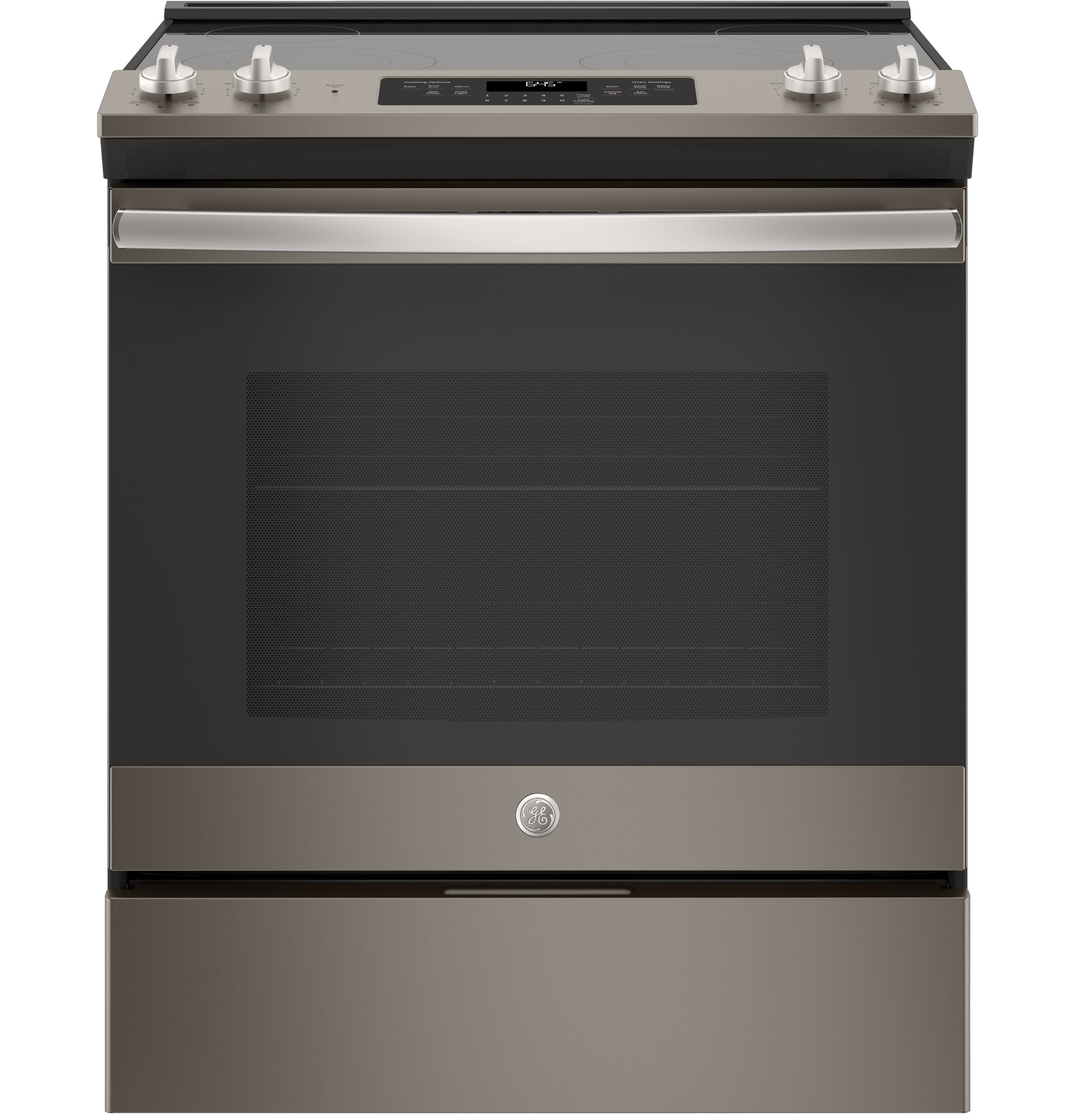 "GE GE® 30"" Slide-In Electric Range"