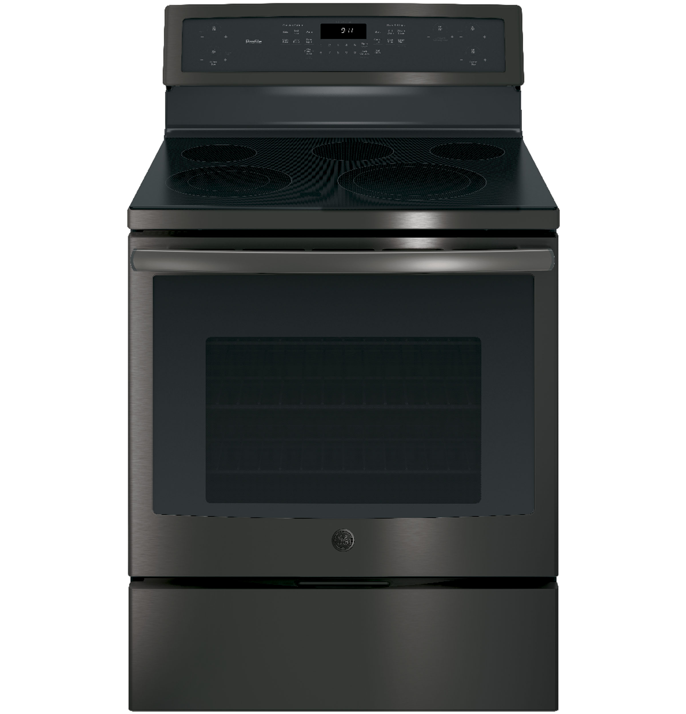 "Profile GE Profile™ 30"" Free-Standing Electric Convection Range"