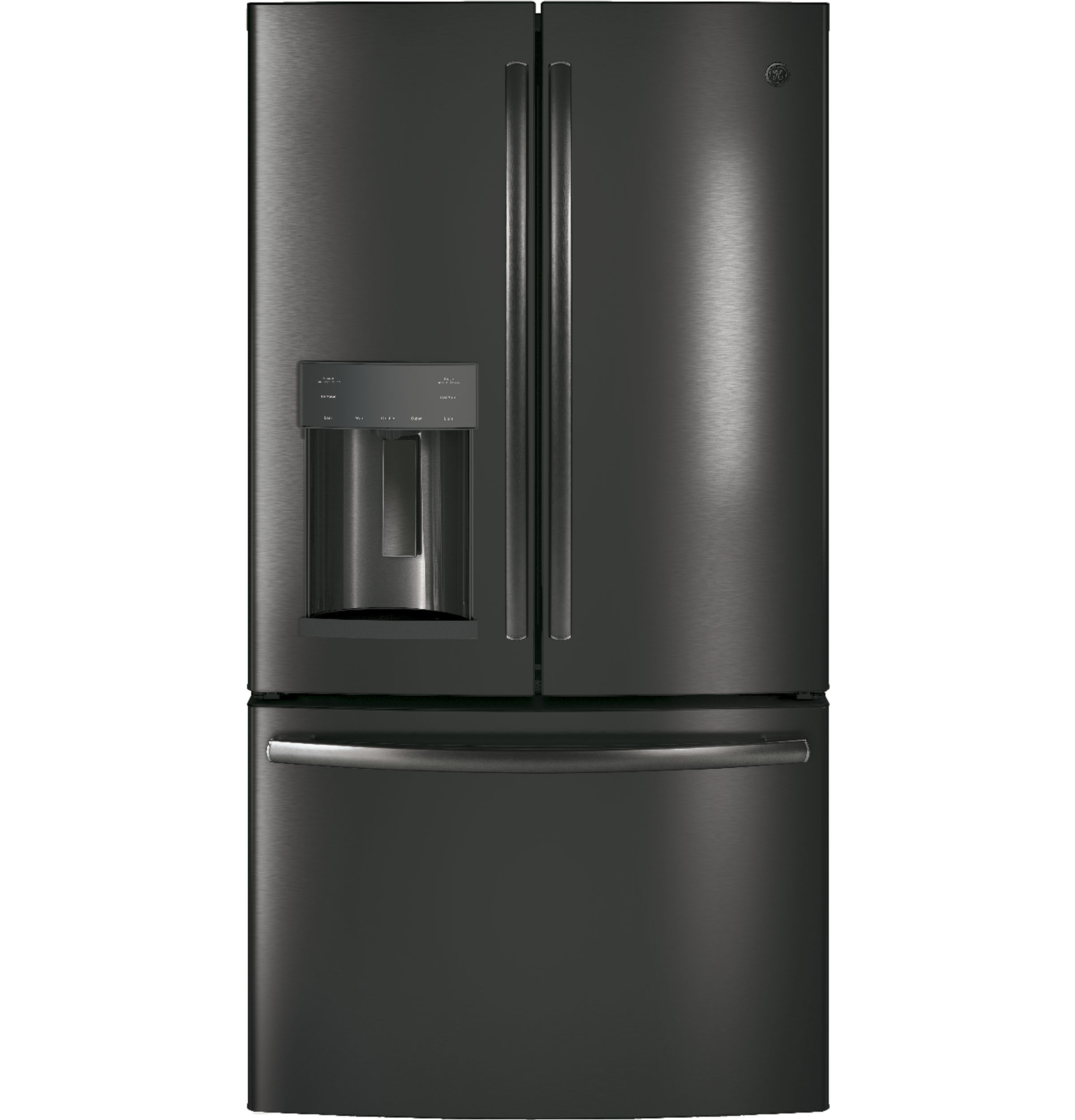 GE GE® 27.7 Cu. Ft. French-Door Refrigerator with Door In Door