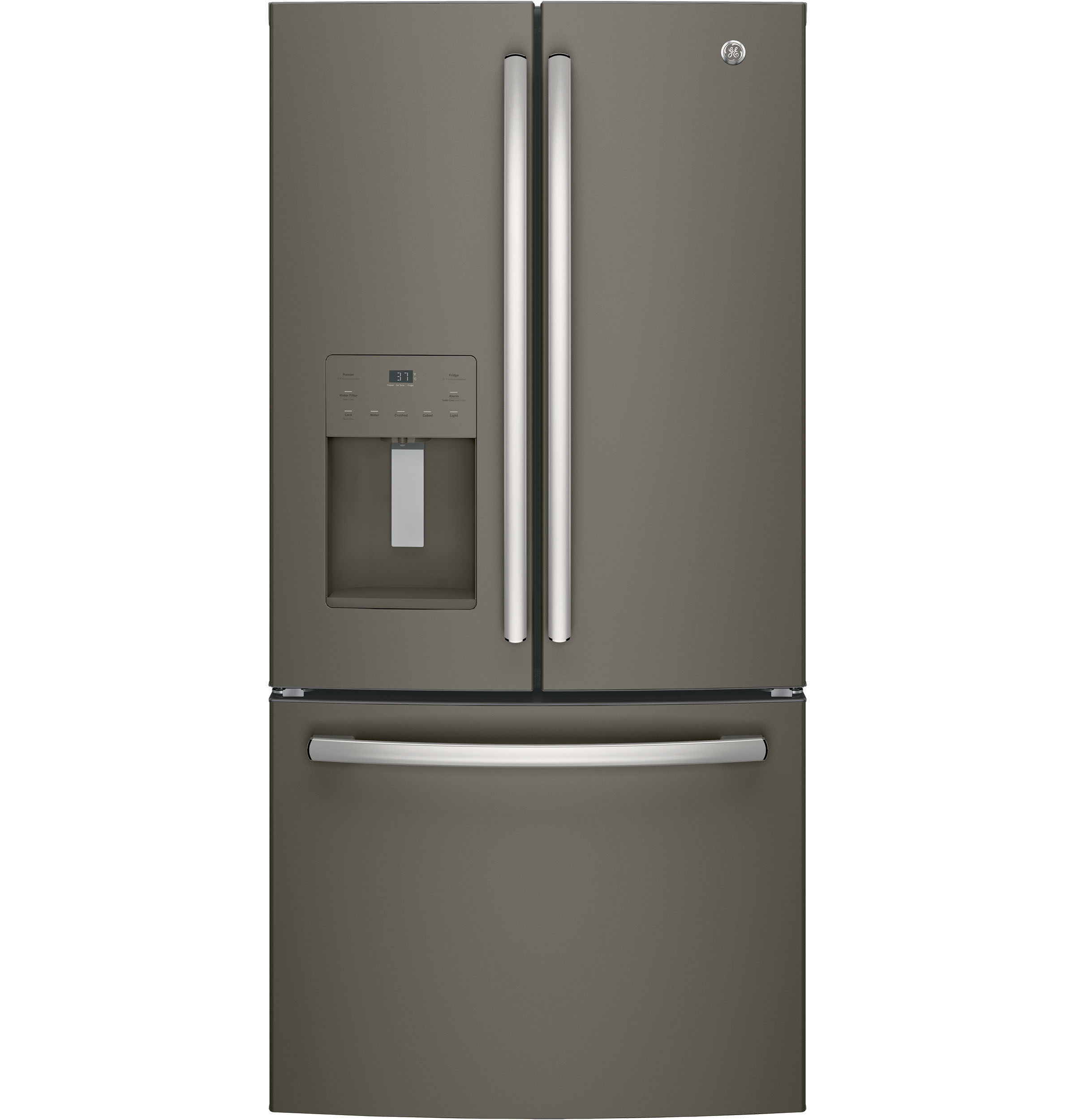 GE GE® ENERGY STAR® 23.6 Cu. Ft. French-Door Refrigerator
