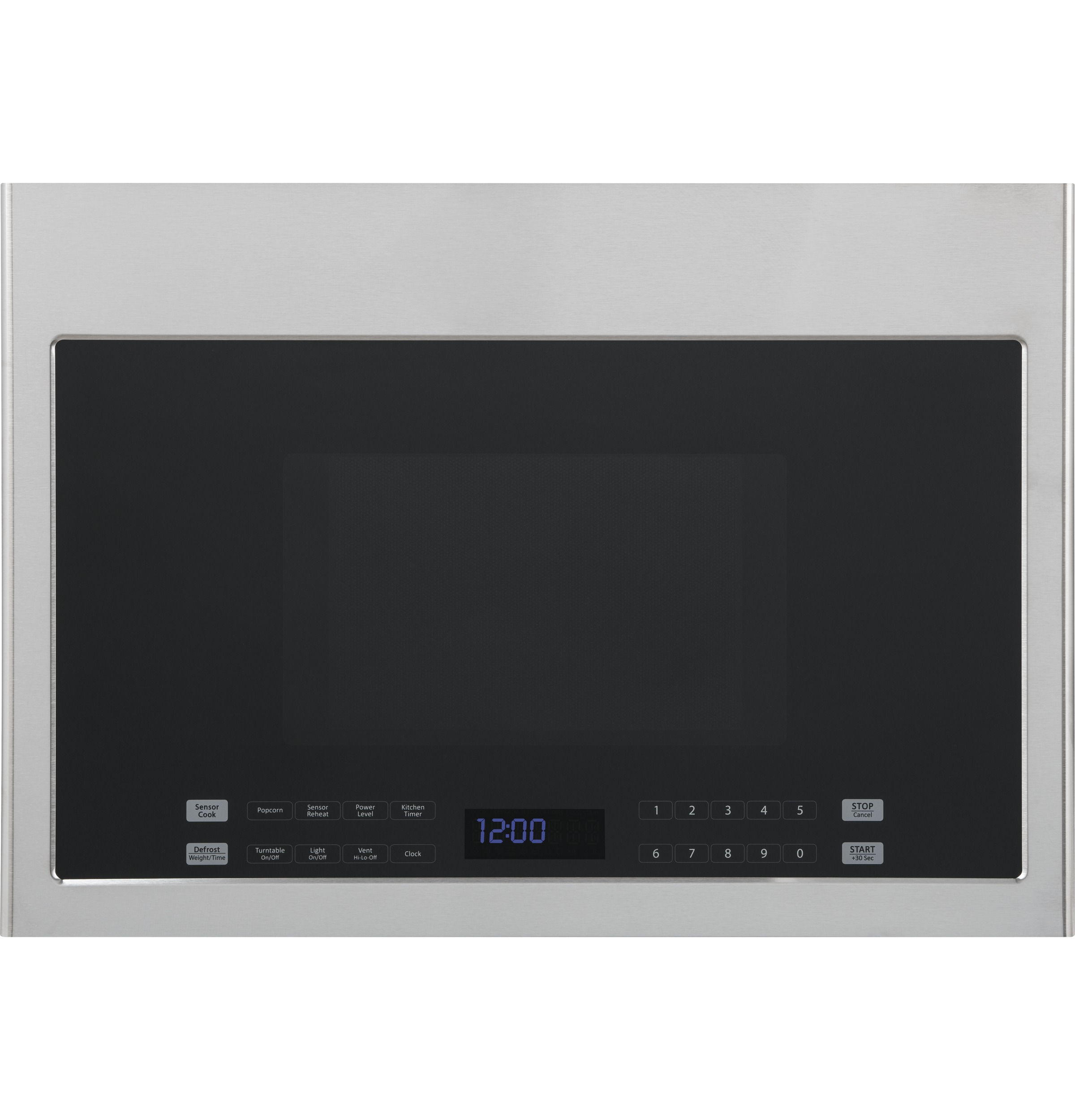 "Haier 24"" 1.4 Cu. Ft. Over-The-Range Microwave Oven"