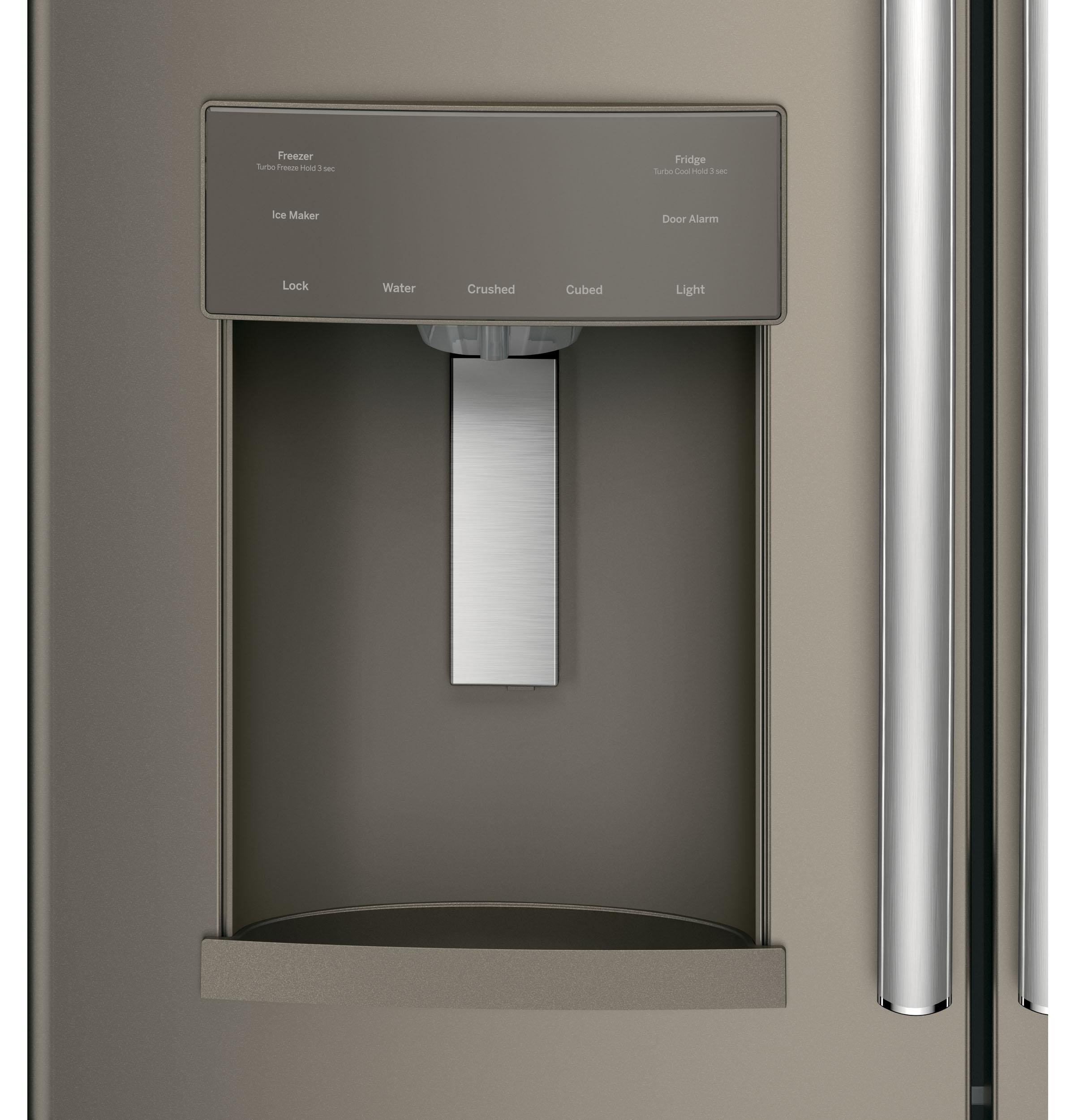 Model: GFE28GMKES | GE® ENERGY STAR® 27.8 Cu. Ft. French-Door Refrigerator