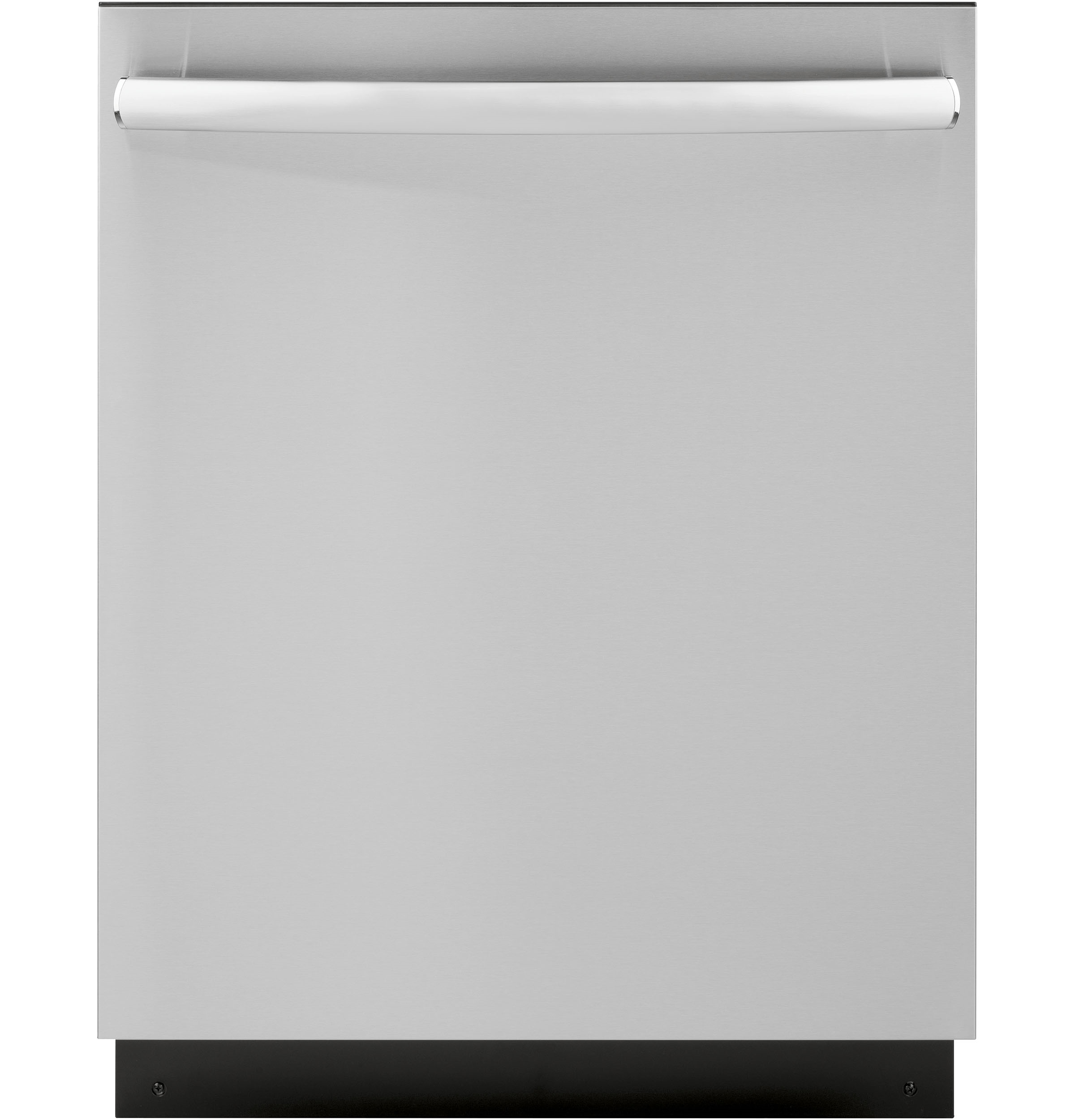 GE GE® ADA Compliant Stainless Steel Interior Dishwasher with Sanitize Cycle