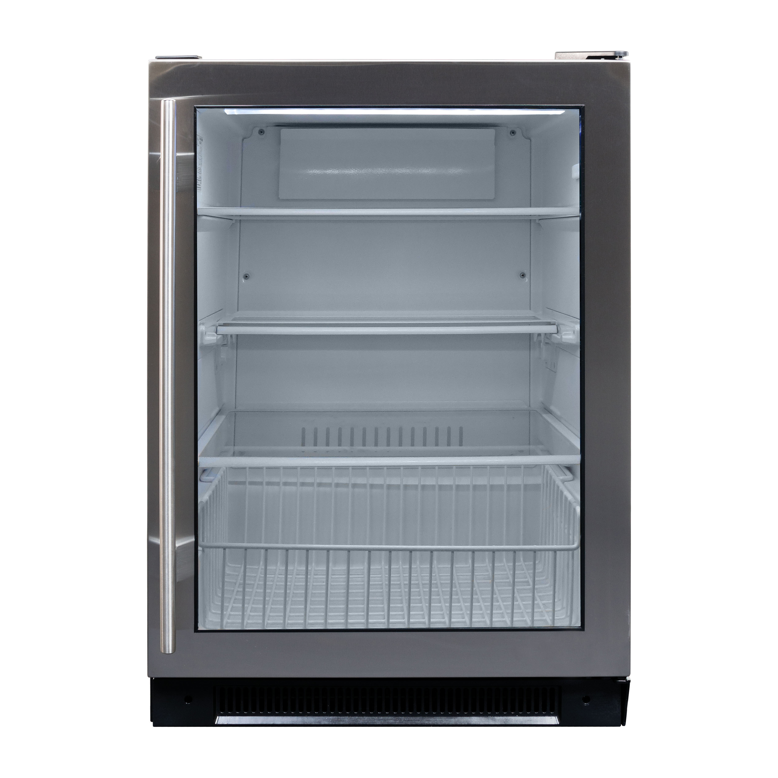 Model: BC100GS | 150-Can Capacity Built-in Beverage Center