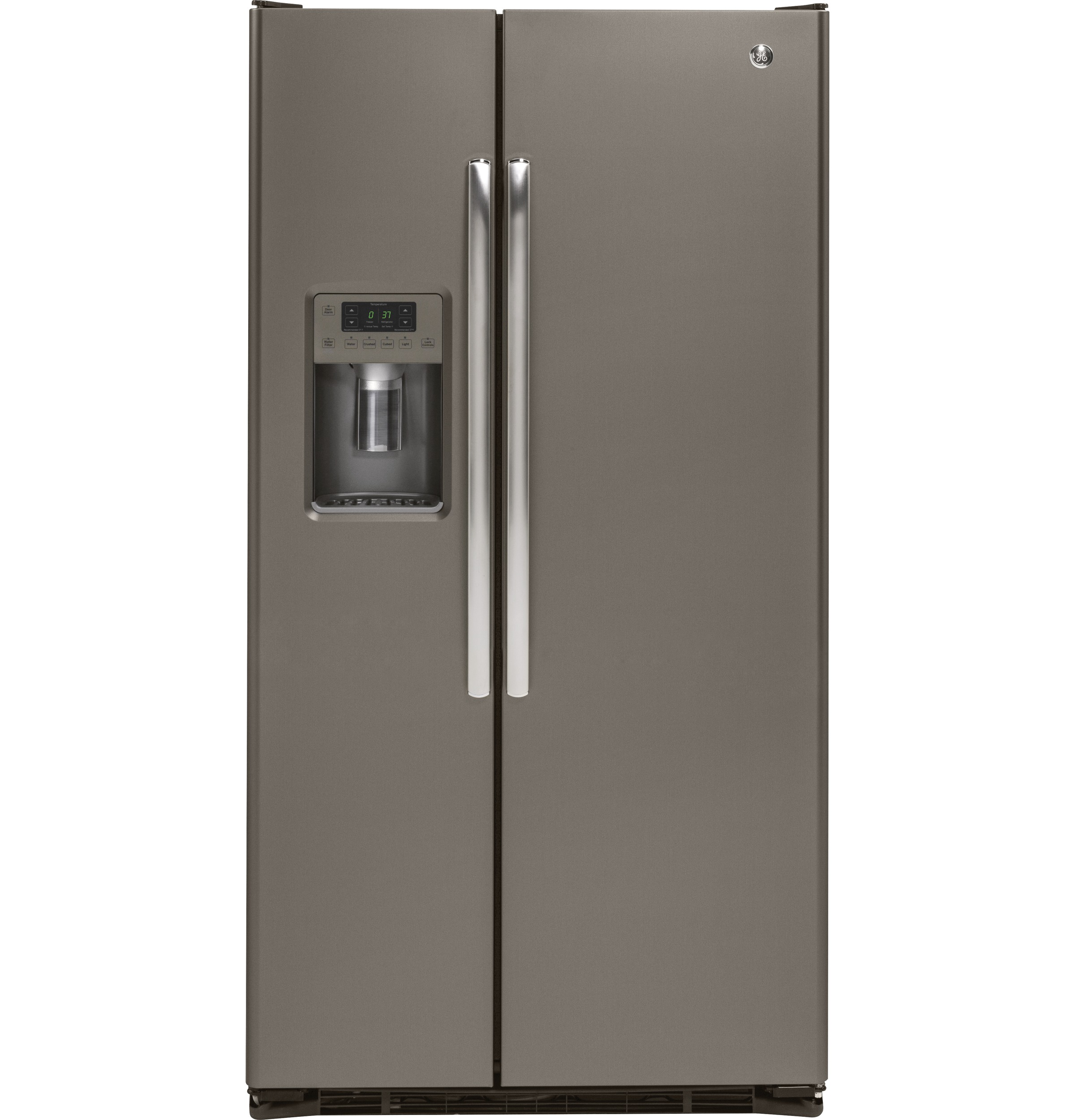GE GE® 21.9 Cu. Ft. Counter-Depth Side-By-Side Refrigerator