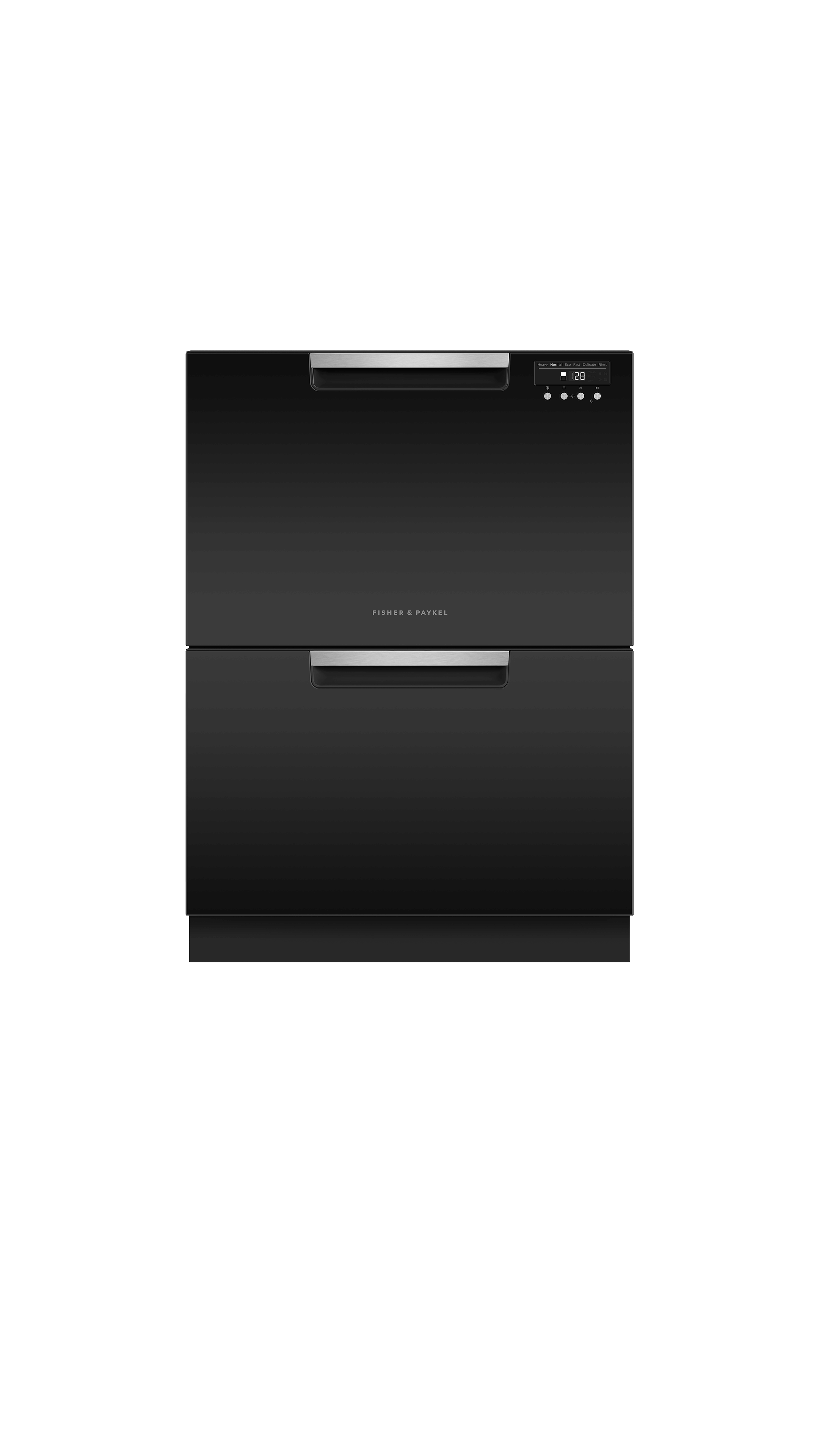 Model: DD24DAB9_N   Fisher and Paykel Double DishDrawer™ Dishwasher, 14 Place Settings