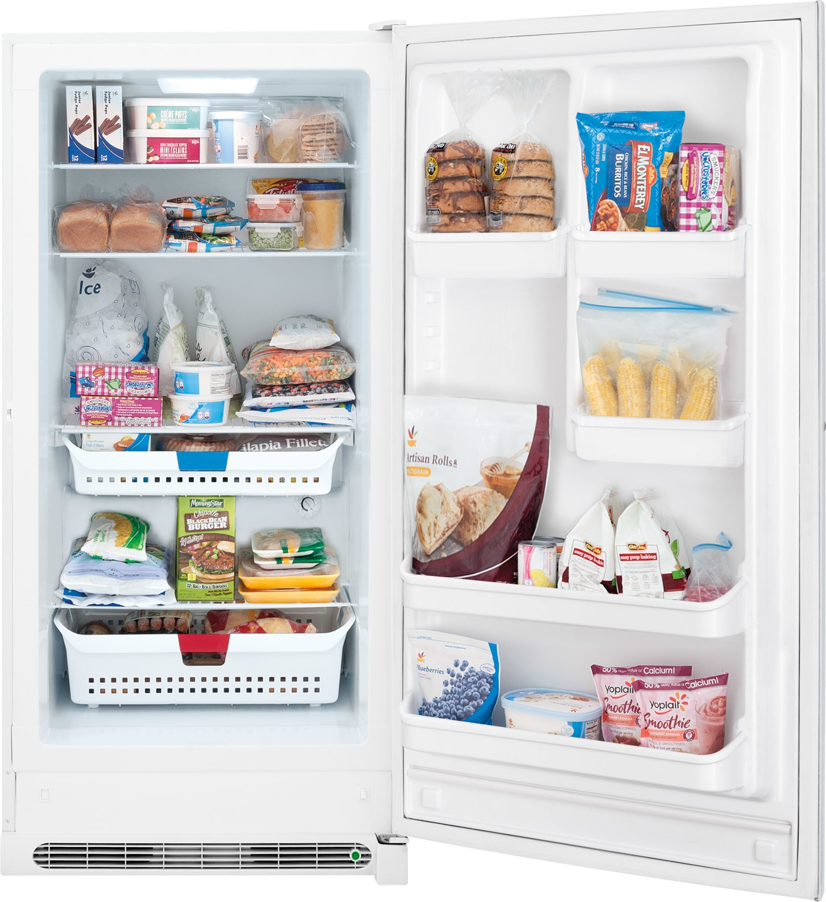 Model: FFFH17F4QW | 16.6 Cu. Ft. Upright Freezer