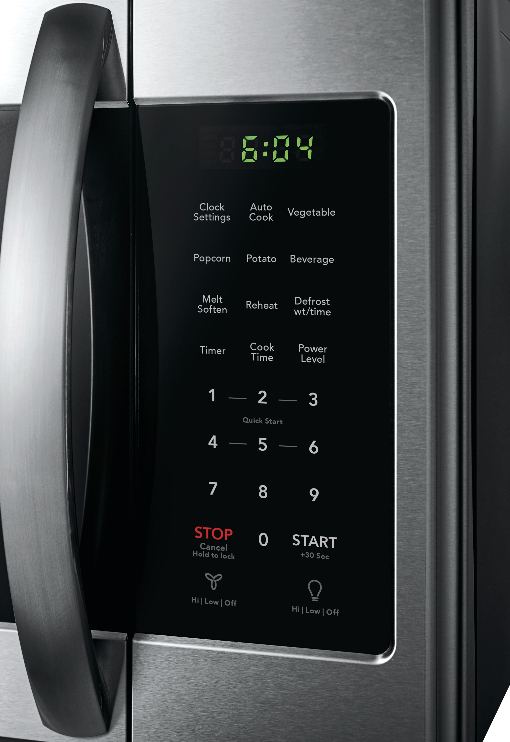 Model: FFMV1745TS | 1.7 Cu. Ft. Over-The-Range Microwave