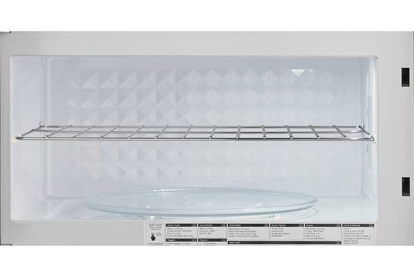 Model: FGMV155CTF   1.5 Cu. Ft. Over-The-Range Microwave with Convection