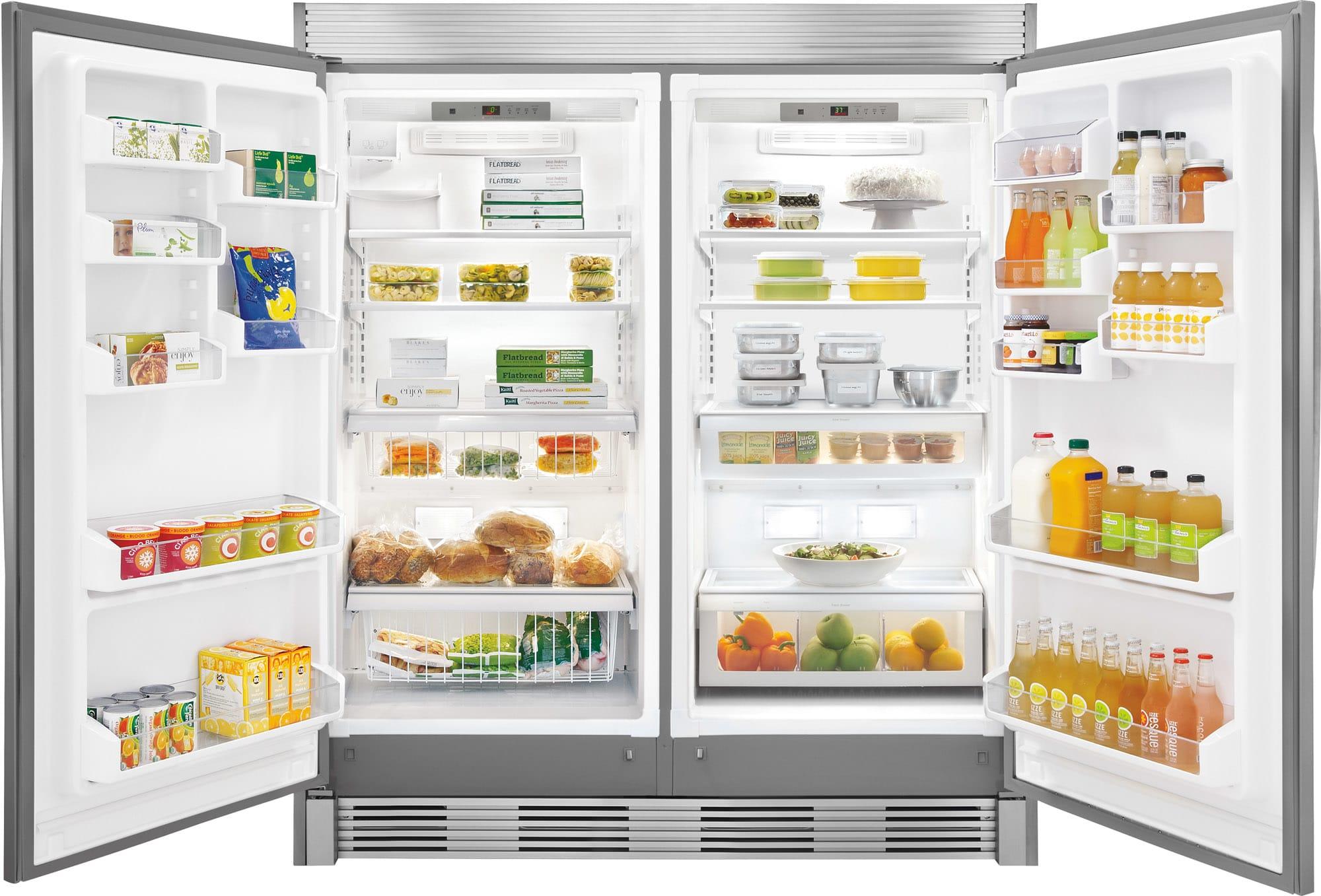 Model: FGRU19F6QF | 19 Cu. Ft. Single-Door Refrigerator