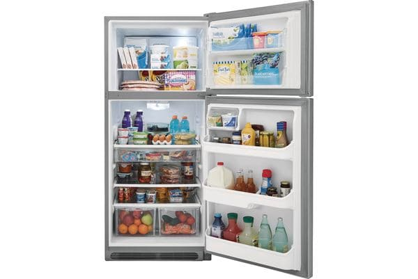 Model: FGTR1837TF | 18.0 Cu. Ft. Top Freezer Refrigerator