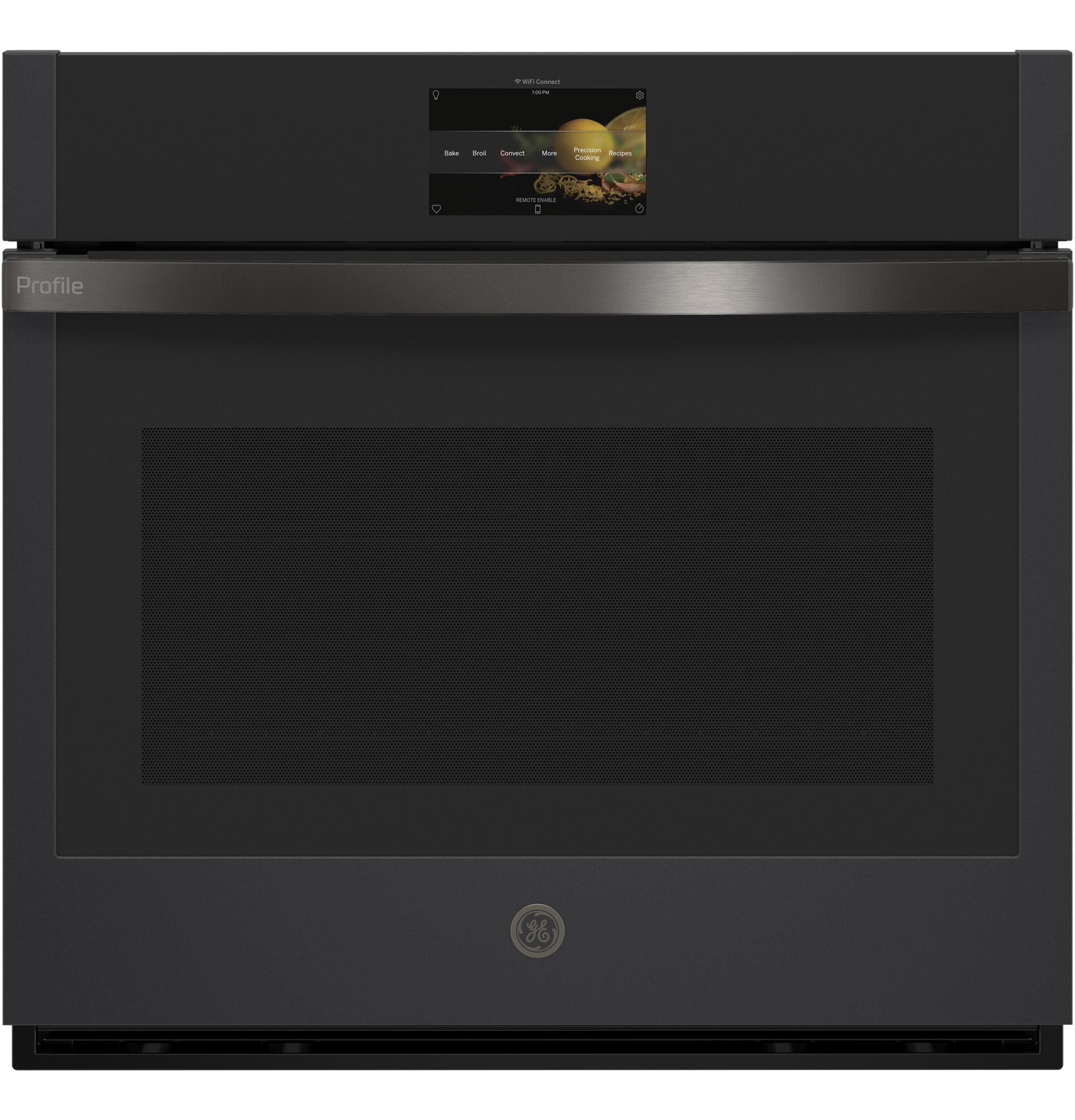 """GE Profile GE Profile™ Series 30"""" Built-In Convection Single Wall Oven"""