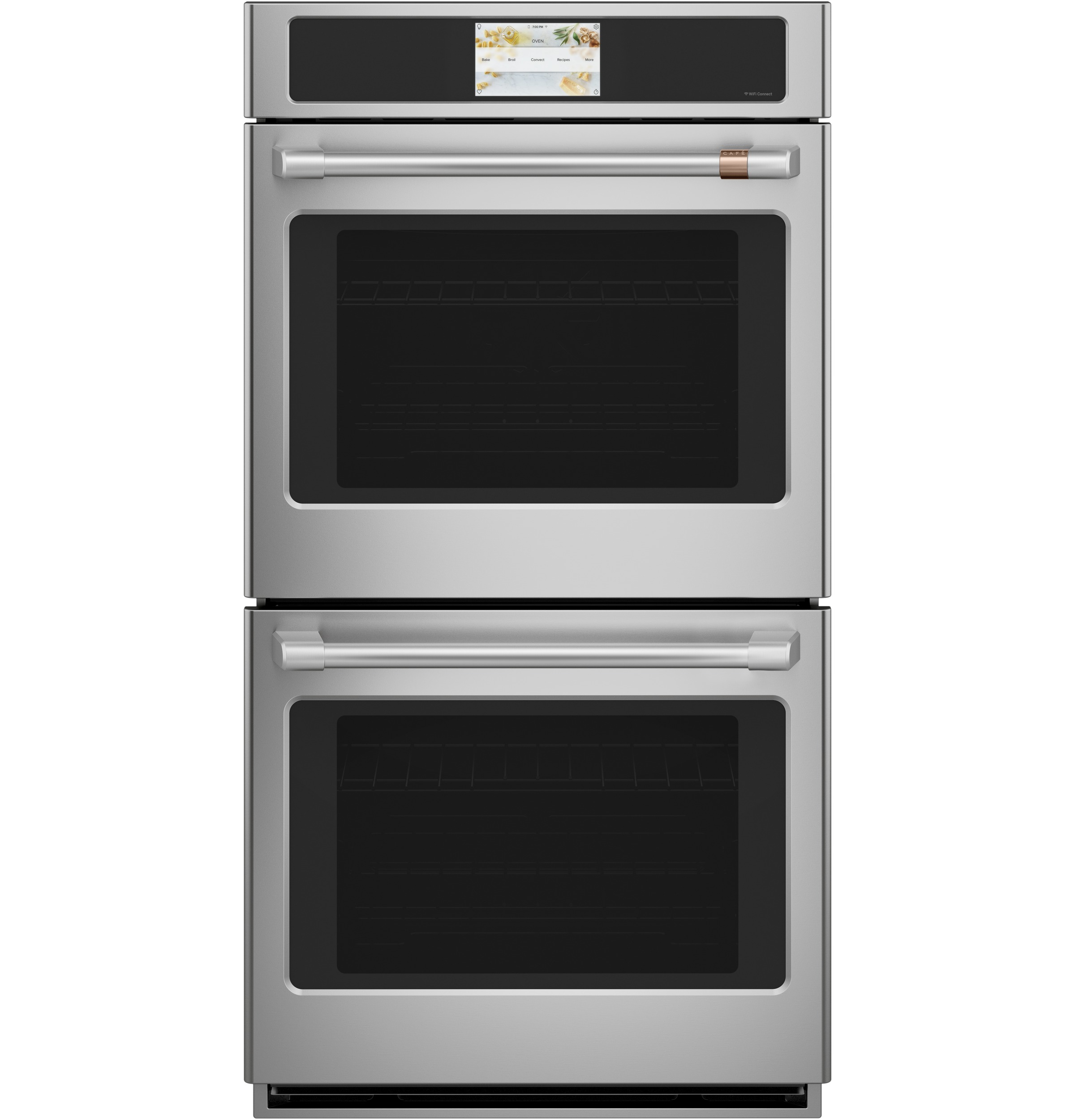 "Cafe Café™ 27"" Smart Double Wall Oven with Convection"