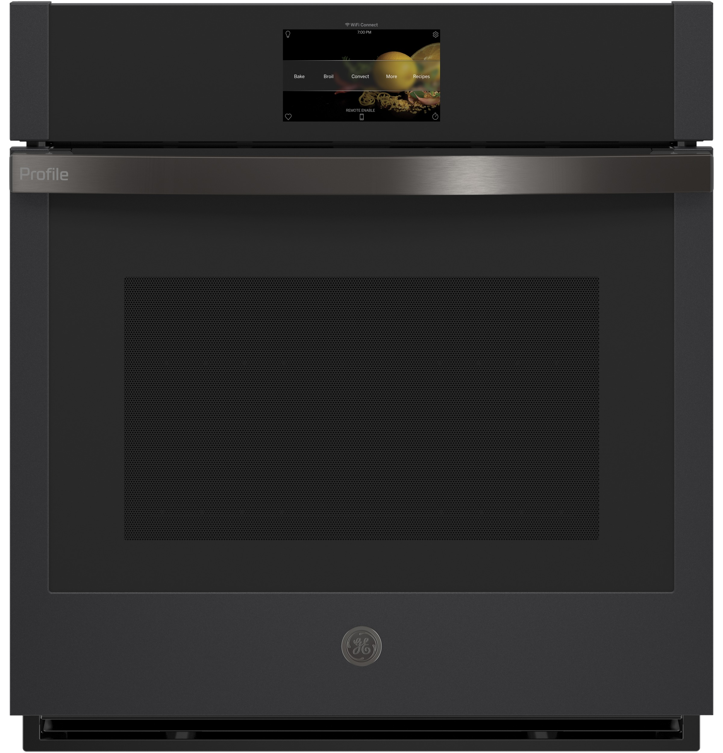"""GE Profile GE Profile™ Series 27"""" Built-In Convection Single Wall Oven"""
