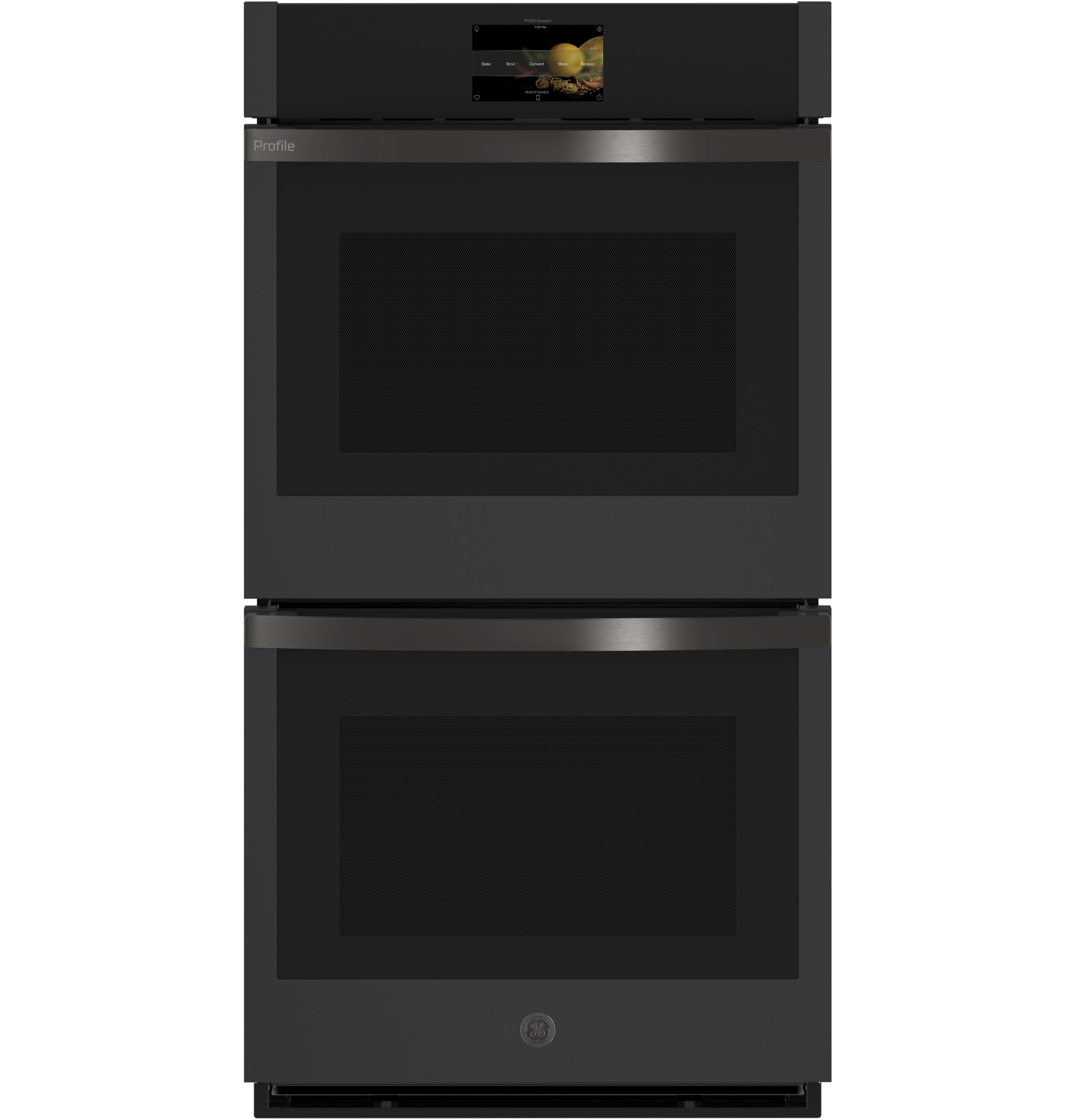"GE Profile GE Profile™ Series 27"" Built-In Convection Double Wall Oven"