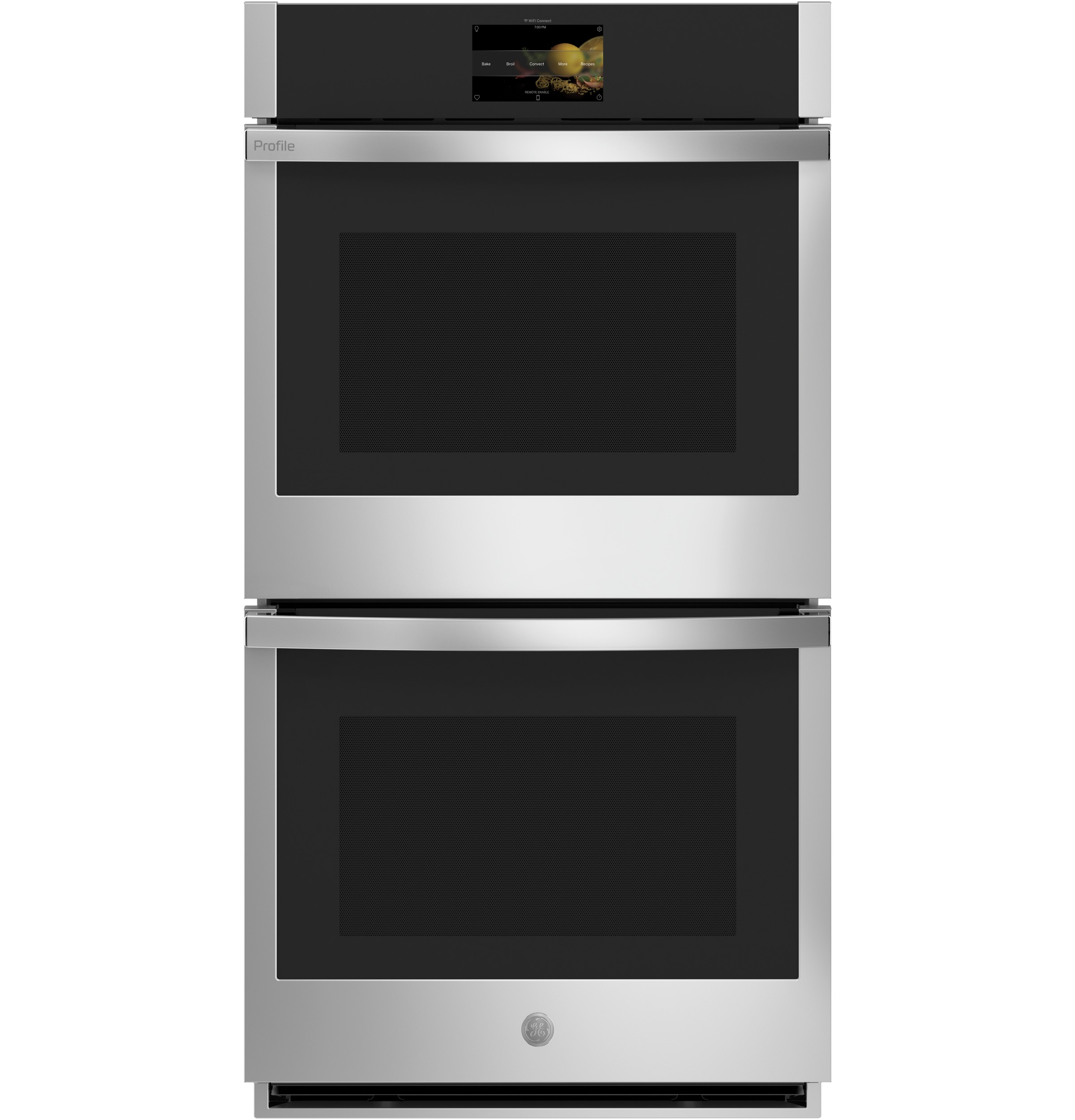 "GE Profile GE Profile™ 27"" Smart Built-In Convection Double Wall Oven"