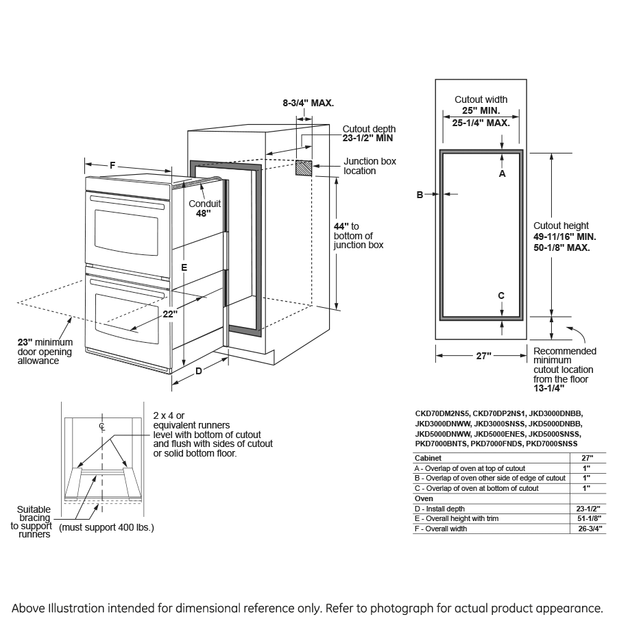 Model: PKD7000SNSS   GE Profile™ Series 27