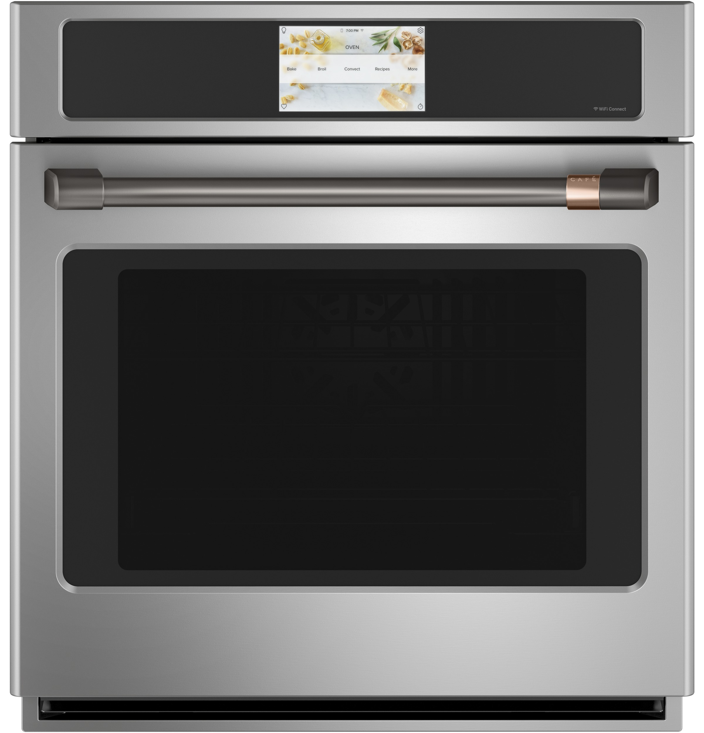 "Model: CKS70DP2NS1 | Cafe Café™ 27"" Smart Single Wall Oven with Convection"