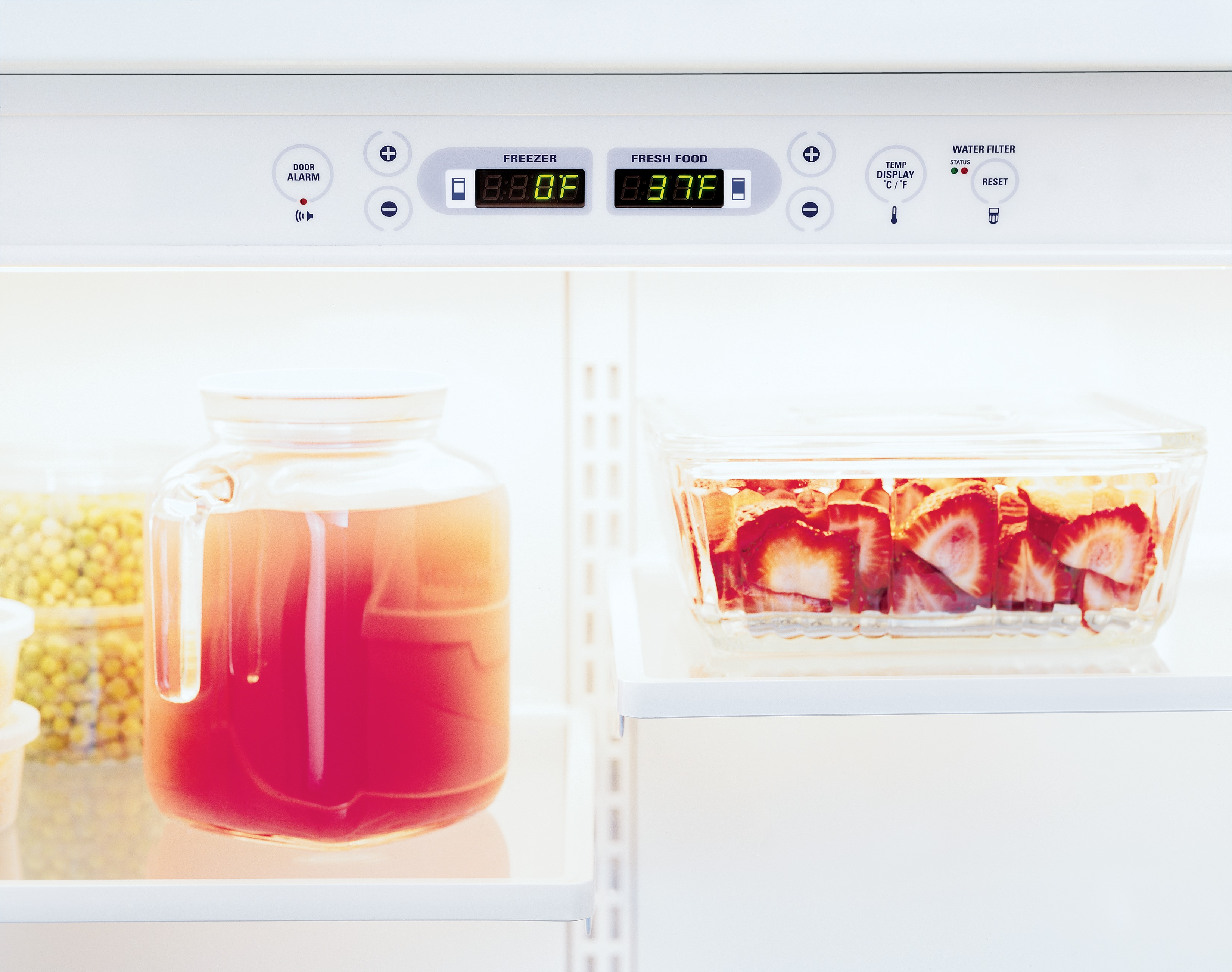 "Model: ZICP360NHRH | Monogram Monogram 36"" Professional Built-In Bottom-Freezer Refrigerator"