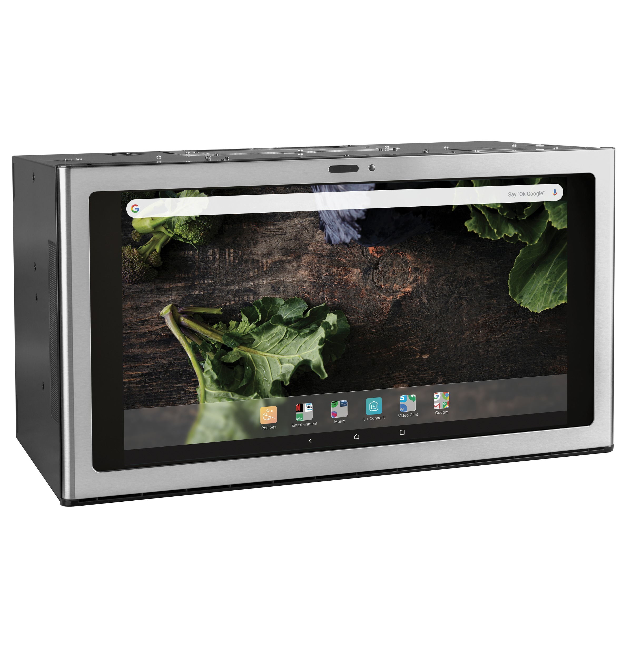 Model: UVH13012MSS | GE Profile Kitchen Hub Smart Home Center