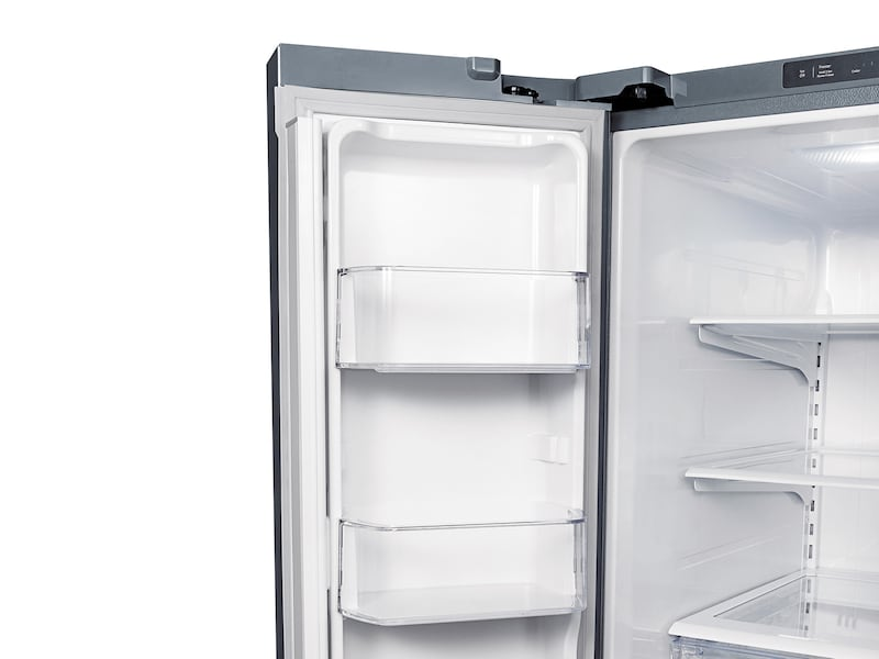 Model: RF220NCTASR | Samsung 22 cu. ft. French Door Refrigerator