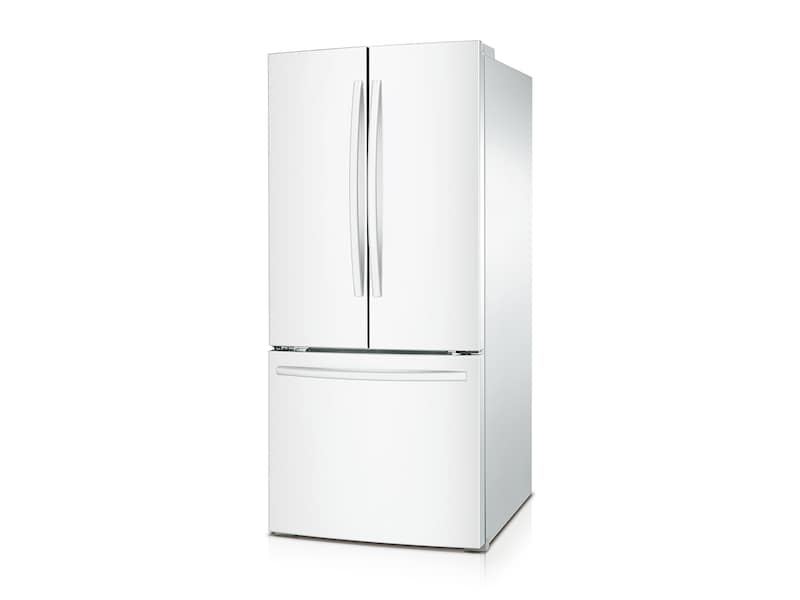 Model: RF220NCTAWW | Samsung 22 cu. ft. French Door Refrigerator
