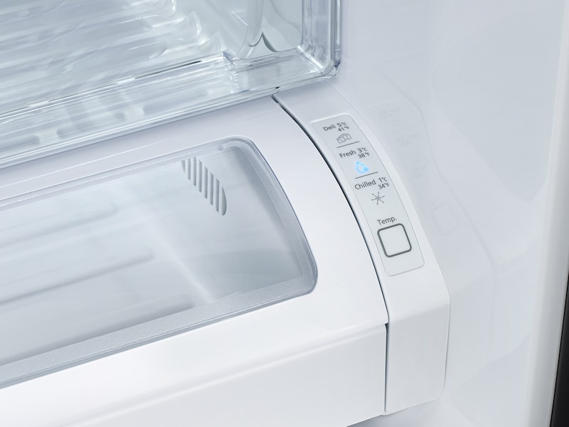 Model: RF260BEAESG | Samsung 26 cu. ft. French Door with Filtered Ice Maker