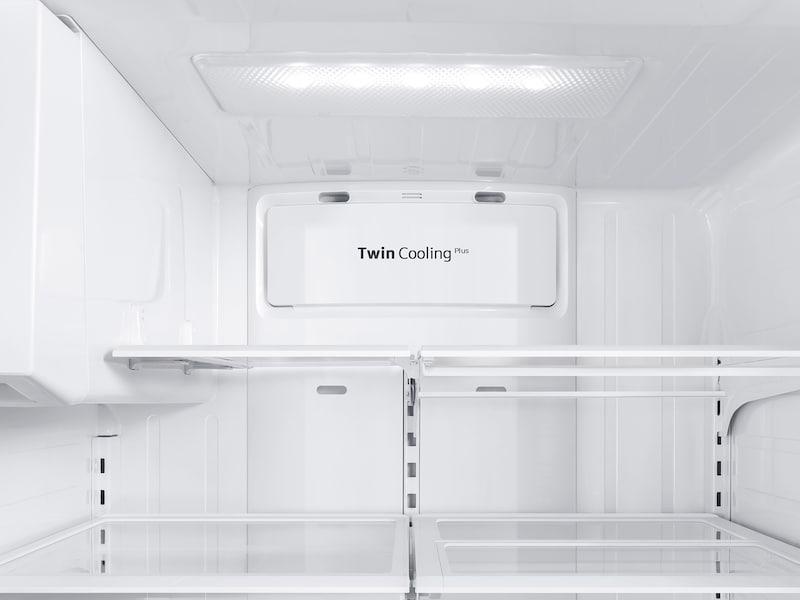 Model: RF265BEAESR | Samsung 24 cu. ft. Capacity 3 -Door French Door Refrigerator with Family Hub™(2017)