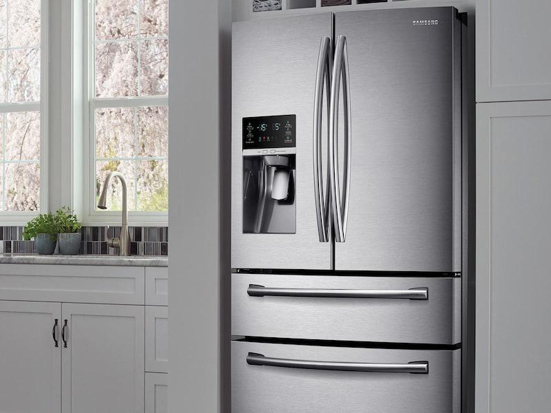 Model: RF30KMEDBSR | 30 cu. ft. 4 Door French Door Refrigerator