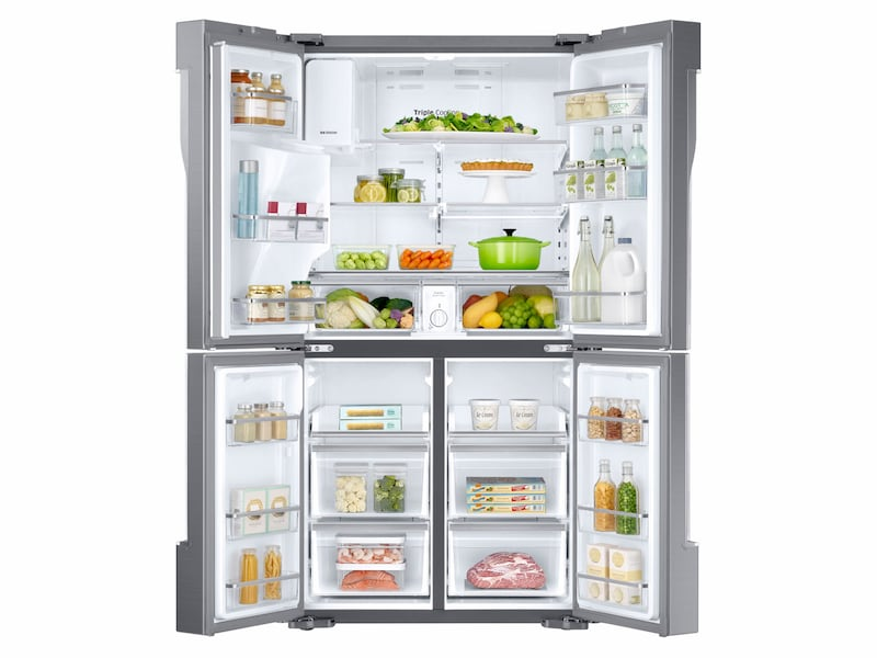 28 cu. ft. 4-Door Flex™ Refrigerator with FlexZone™