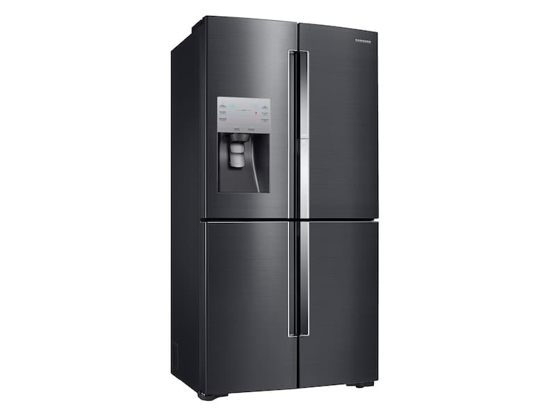 Samsung 22 cu. ft. Counter Depth 4-Door Flex™ Food Showcase Refrigerator with FlexZone™