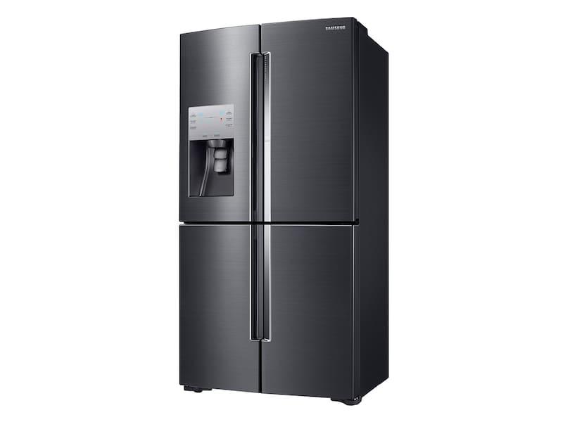 Model: RF22K9381SG | 22 cu. ft. Counter Depth 4-Door Flex™ Food Showcase Refrigerator with FlexZone™