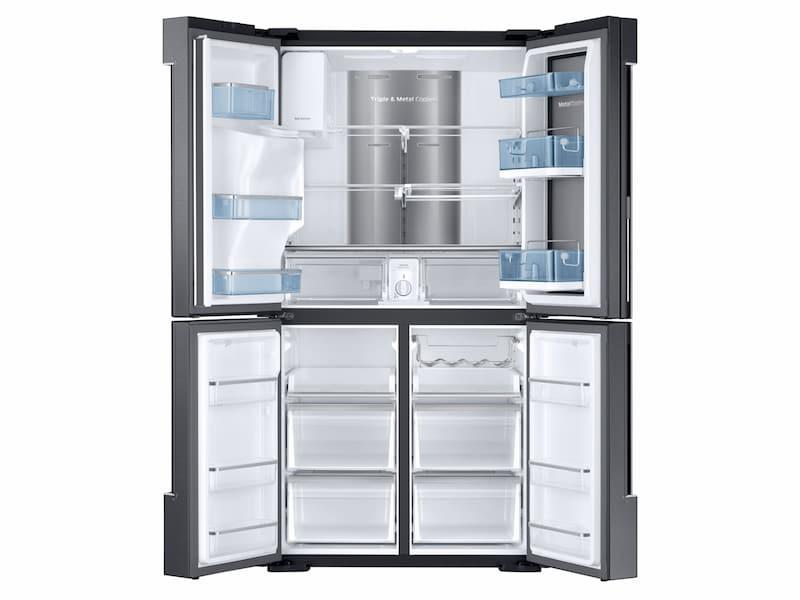 Model: RF28K9380SG | 28 cu. ft. 4-Door Flex™ Food Showcase Refrigerator with FlexZone™