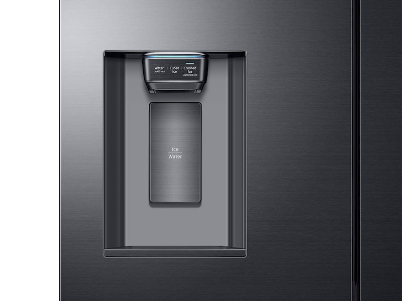 Model: RF23M8070SG   Samsung 23 cu. ft. Capacity Counter Depth 4-Door French Door Refrigerator