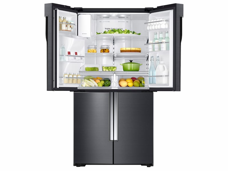 23 cu. ft. Counter Depth 4-Door Flex™  Refrigerator with FlexZone™