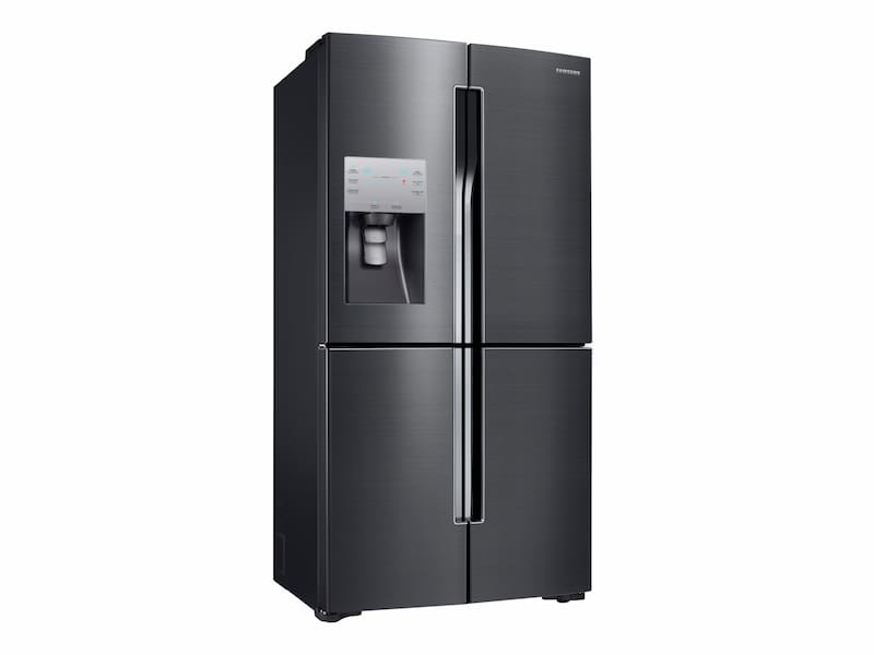 Samsung 23 cu. ft. Counter Depth 4-Door Flex™  Refrigerator with FlexZone™
