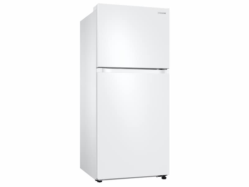 Samsung 18 cu. ft. Capacity Top Freezer Refrigerator with FlexZone™ and Automatic Ice Maker