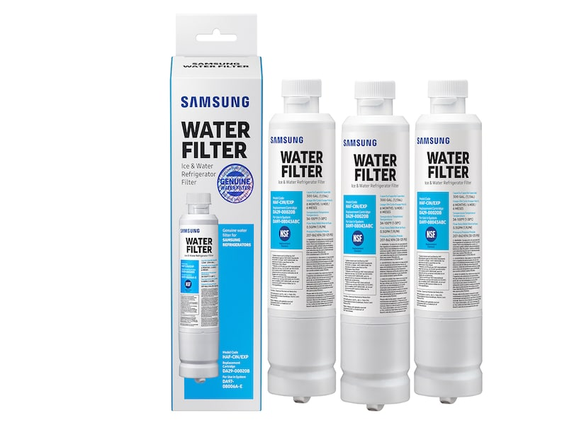 Samsung HAF-CIN 3 Pack Refrigerator Water Filter