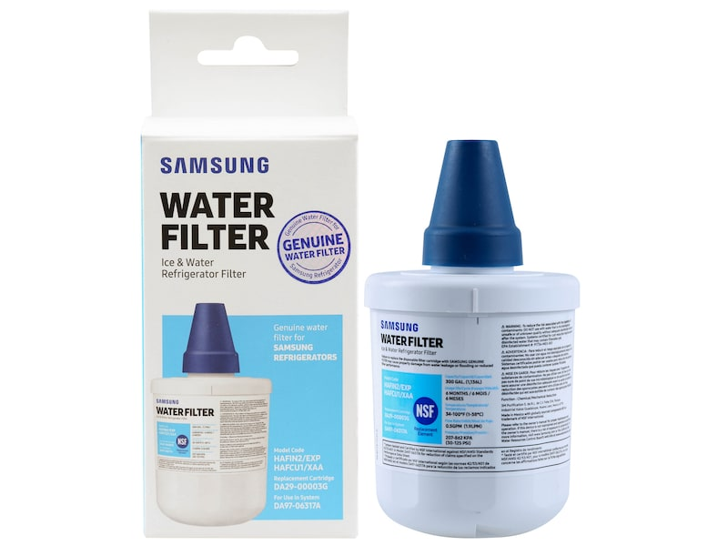 Samsung HAFCU1 Water Filter