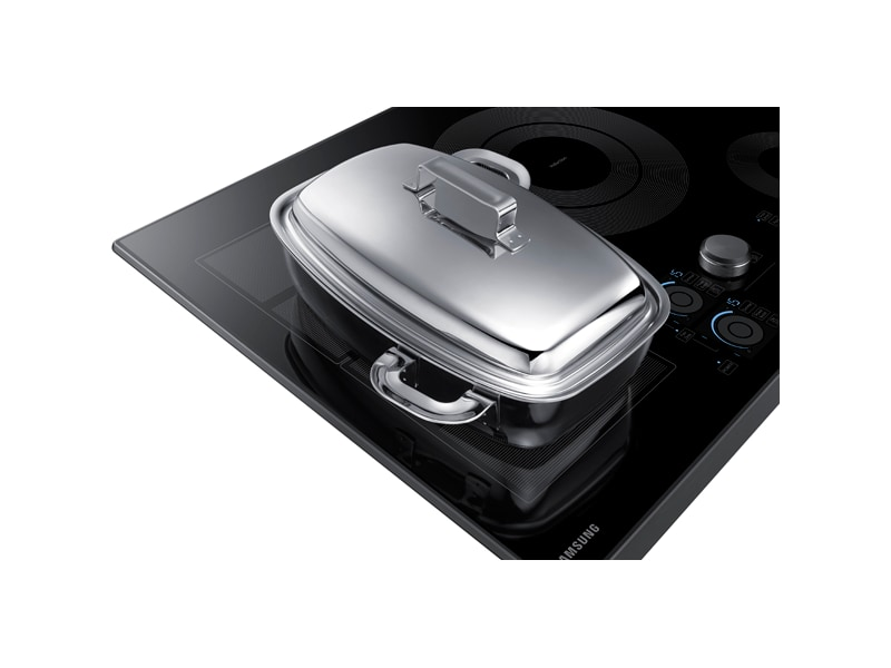 "Model: NZ36K7880UG | Samsung 36"" Induction Cooktop"