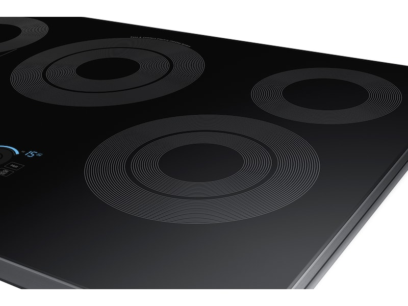 """Model: NZ30K7570RG   Samsung 30"""" Electric Cooktop with Sync Elements"""