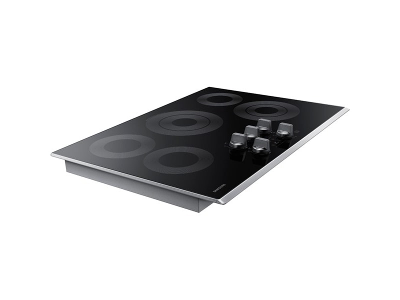 "Model: NZ30K6330RS | Samsung 30"" Electric Cooktop"